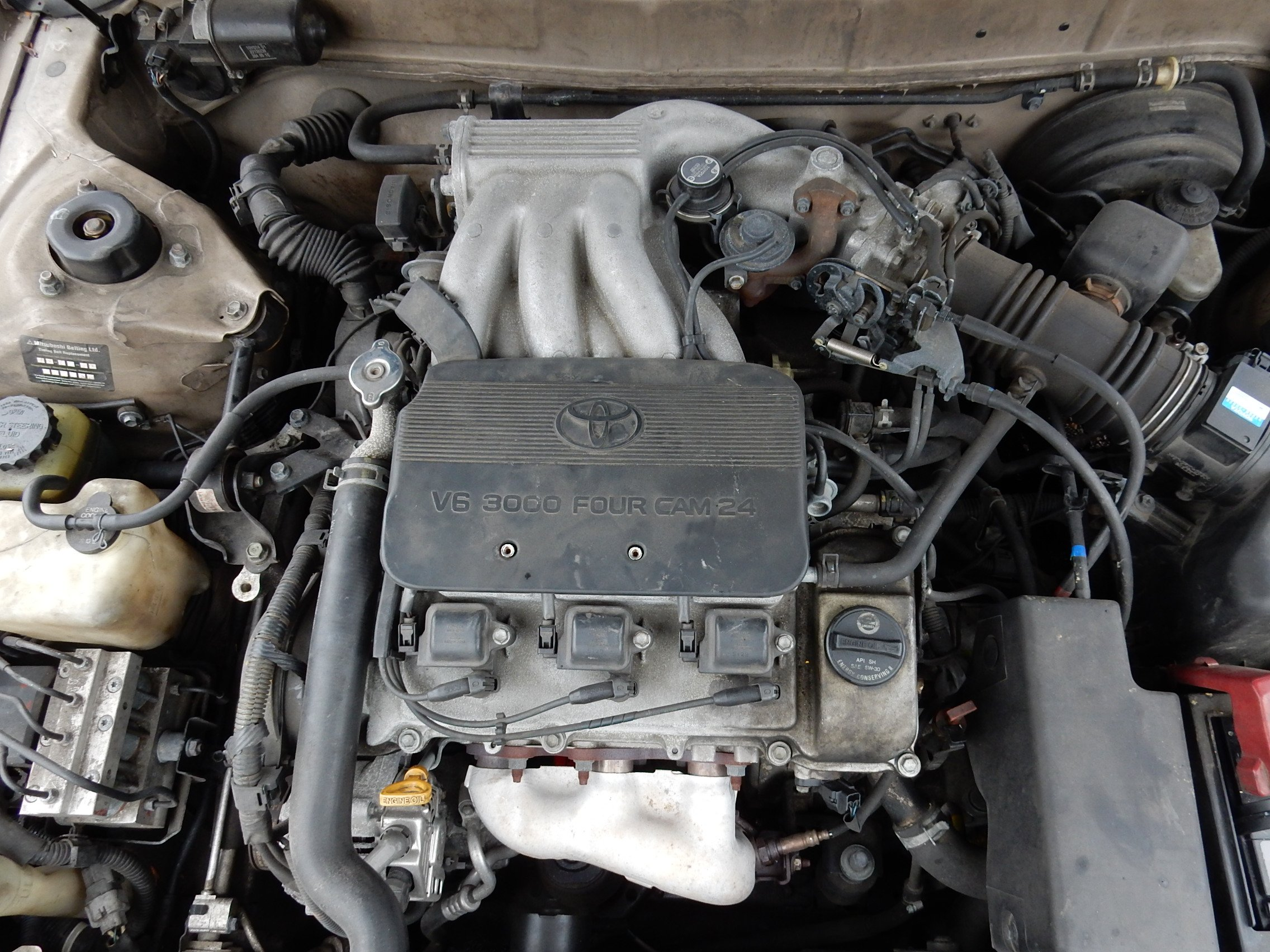 V6 3000 4 Cam 24 Toyota Engine Diagram Trusted Wiring Diagrams Nissan I There 1996 Camry Four 1mz Fe Question 1 Check