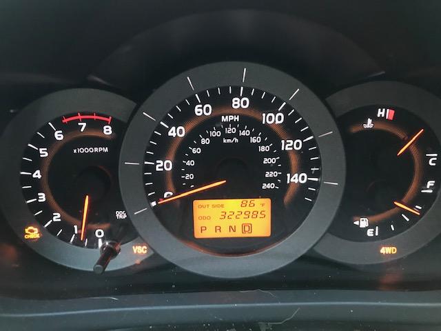 I have a high mileage 2008 RAV4 with V6  My check engine light, VSC
