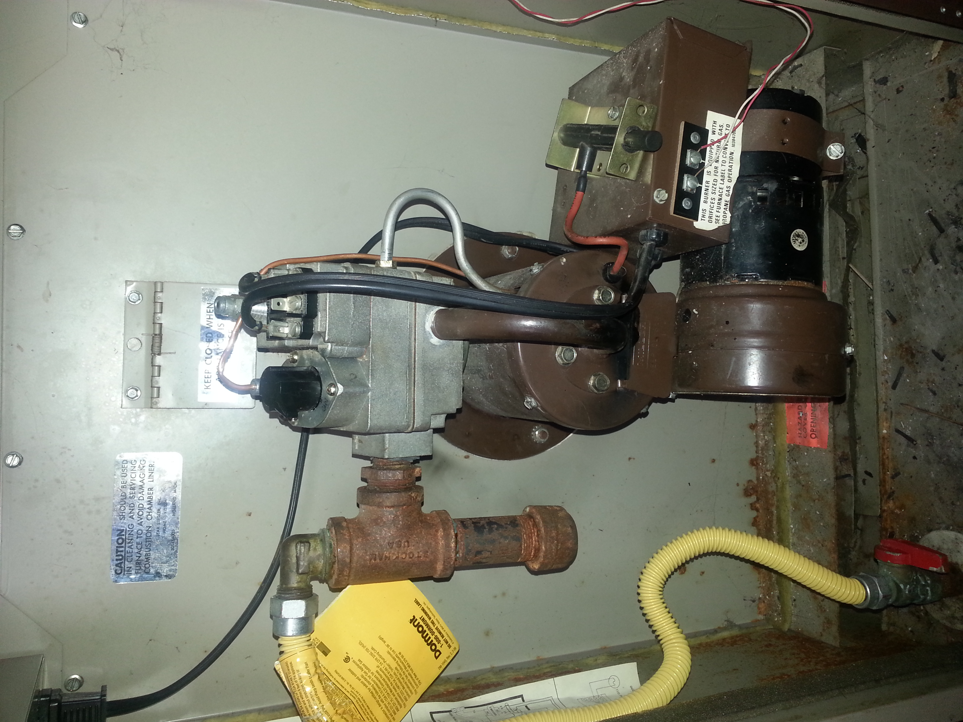 i have a question we have a cmf 80 pg furnace for a mobile home we rh justanswer com