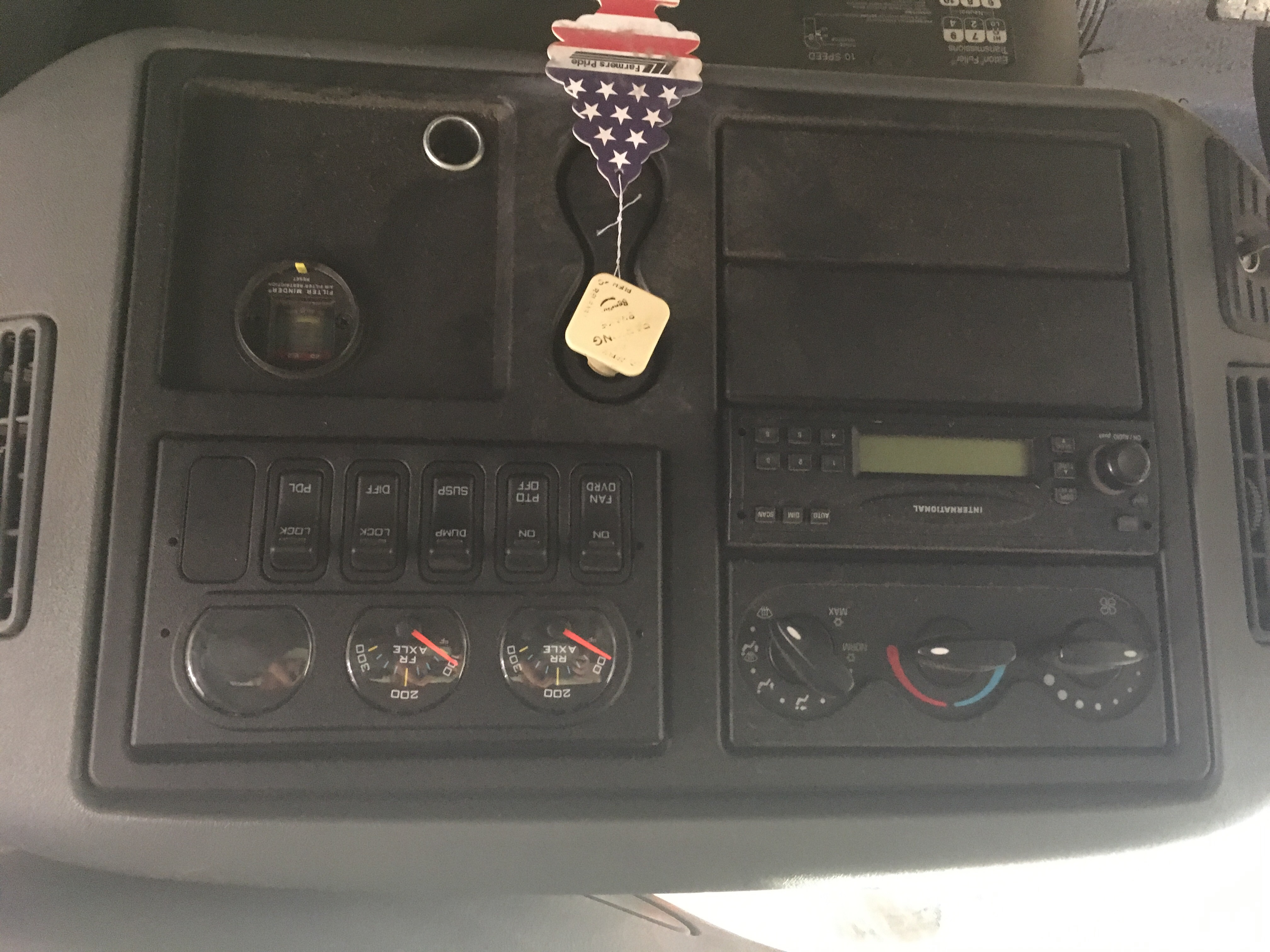 I Have A 2005 International 7500 Having Problems With My