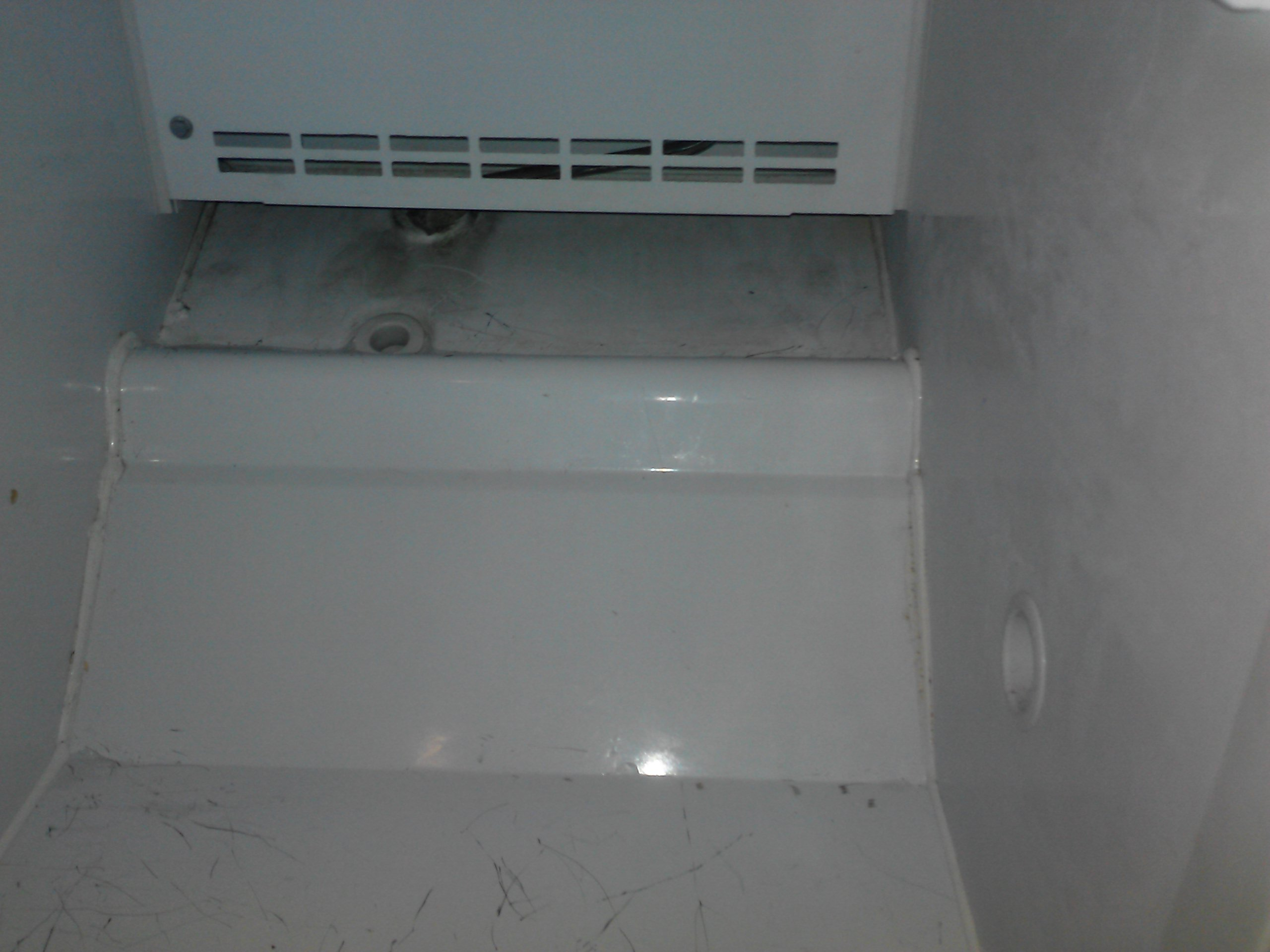 I Have A Ge Tpx21brxa Side By Side Refrigerator It Has