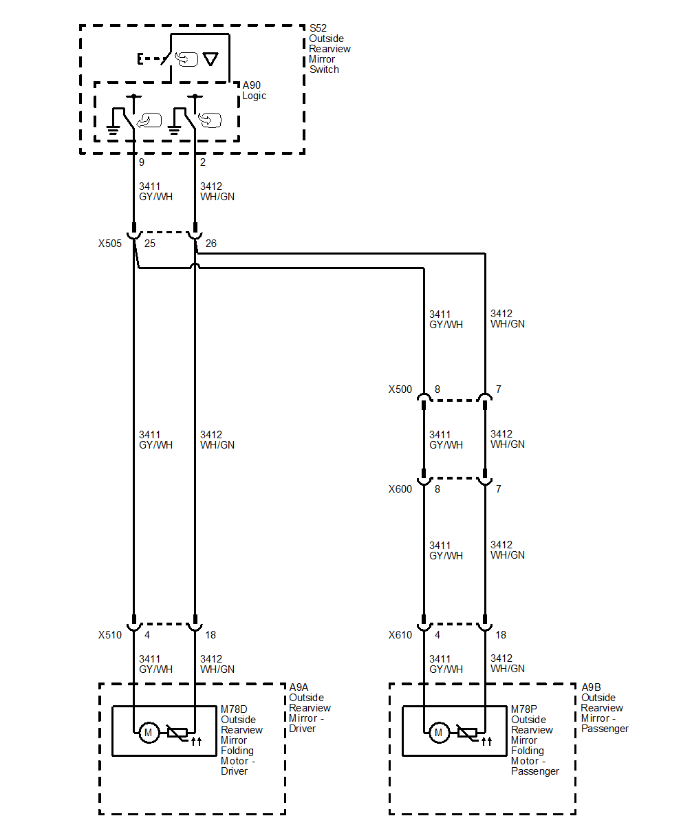 Freightliner M2 Wiring Diagrams Heated Mirrors Starting Know About Power Window Diagram Mercedes