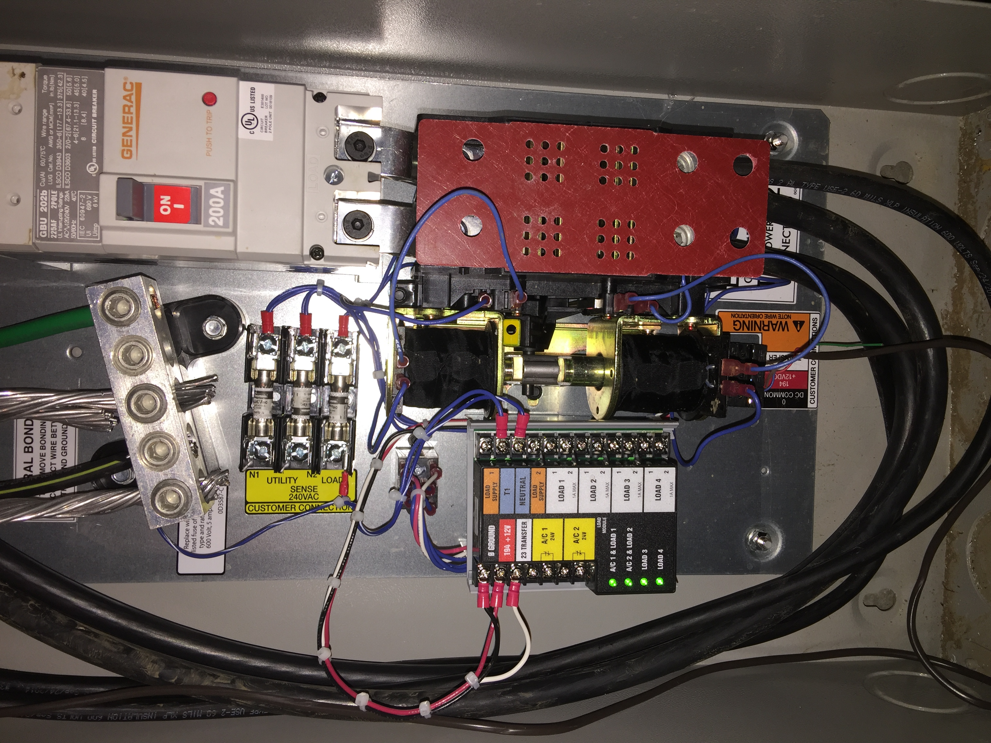 I Just Installed A Generac 11kw Generator For Our House It Runs Ronk Transfer Switch Wiring Diagram Imagejpegimagejpeg Imagejpeg