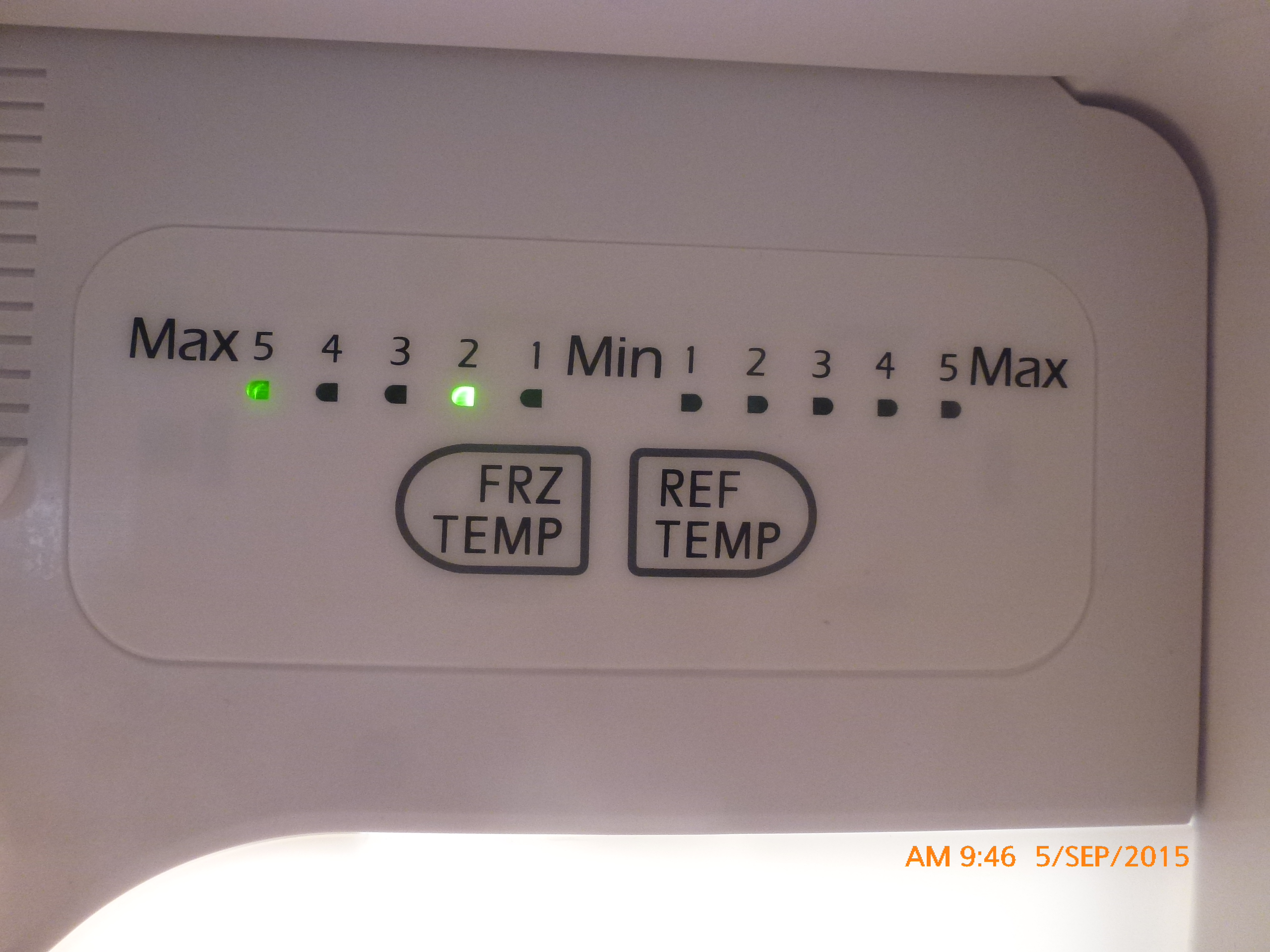 I have a fault code on my LG refrigerator model GC-B197CSW The LED