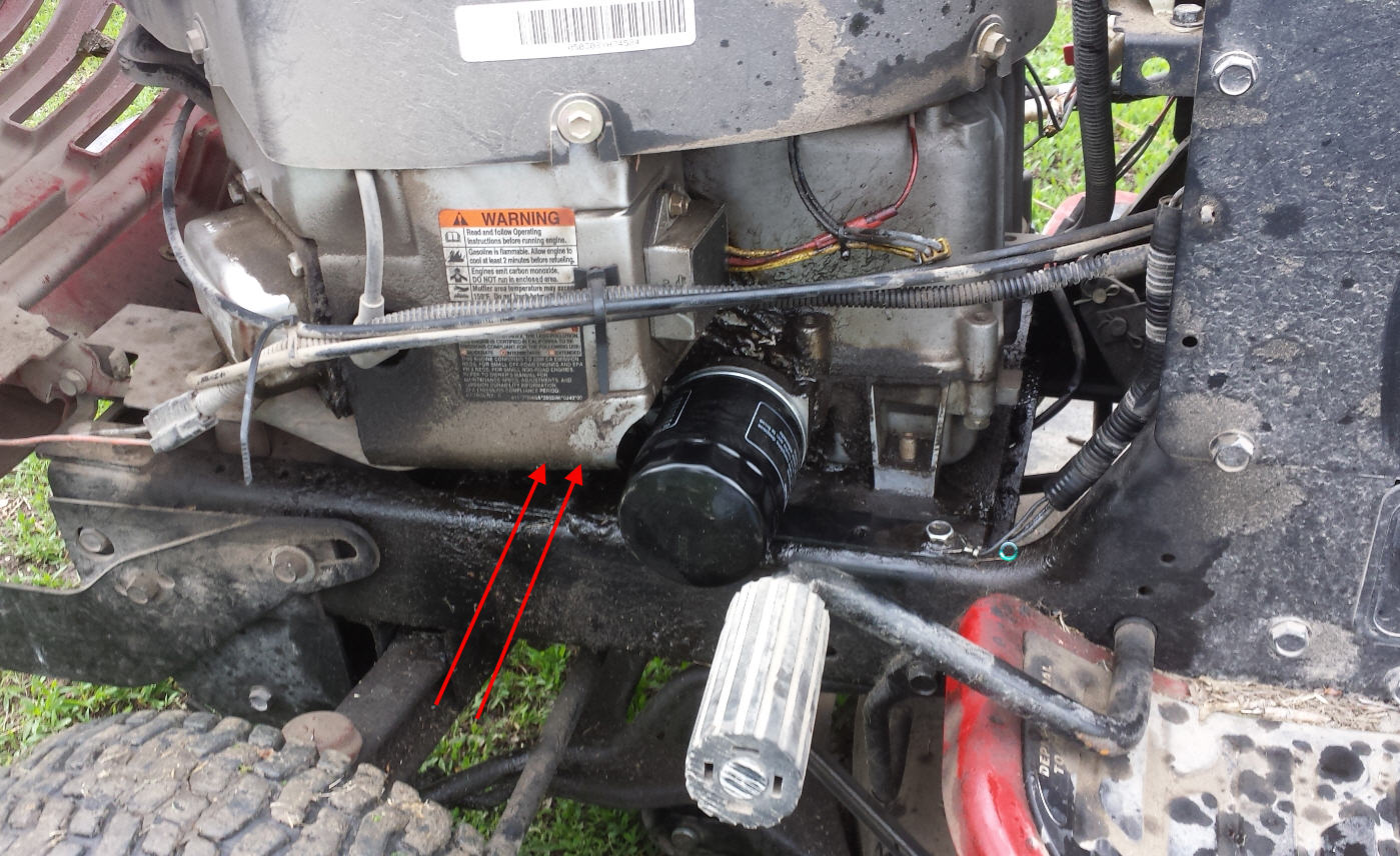 Have A Craftsman Gt 5000 That Is Leaking Oil I Replaced The Valve Wiring Diagram 2015 08 10 143535 Mowerleak