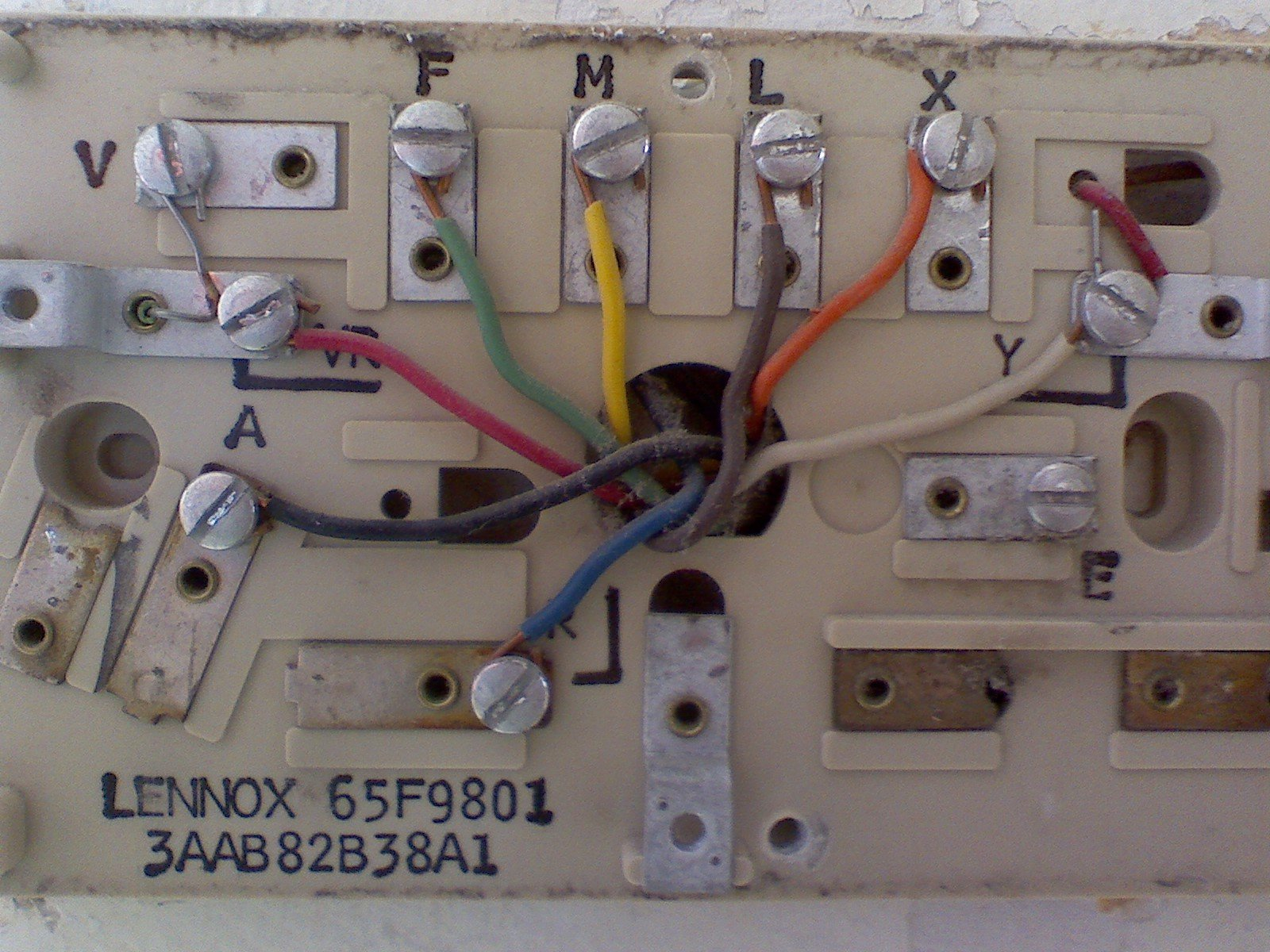 Lennox Thermostat Manuals Wiring Diagram X4147 2019
