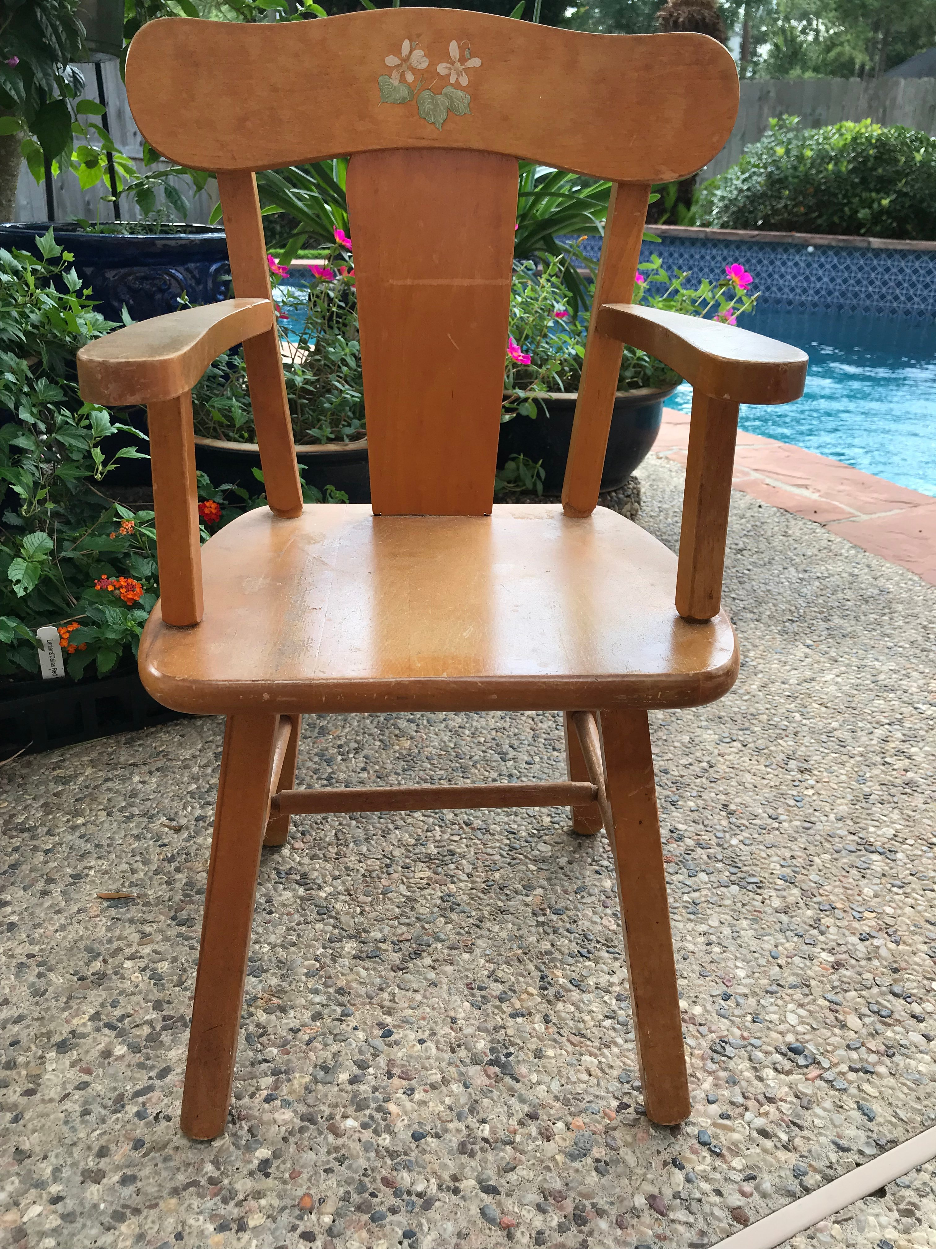 Superb I Am Trying To Find Information On Thayer Tops For Tots Spiritservingveterans Wood Chair Design Ideas Spiritservingveteransorg