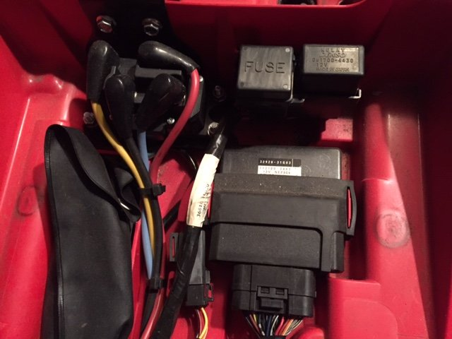 I have a Quad '07 700  The battery is good but I get nothing when I