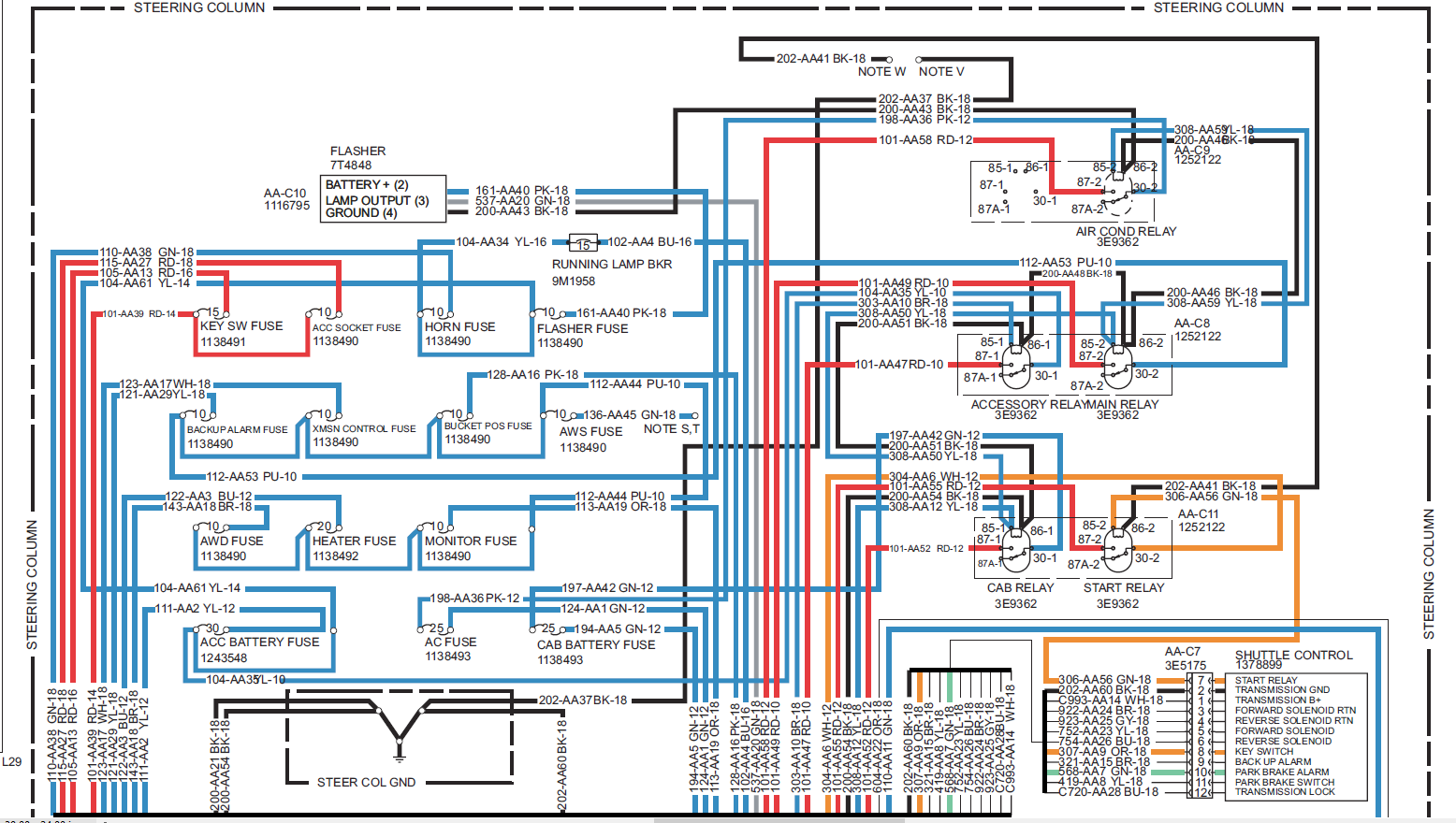 ddec ii wiring diagram 4a73 cat 416 series 2 wiring diagram wiring resources  4a73 cat 416 series 2 wiring diagram