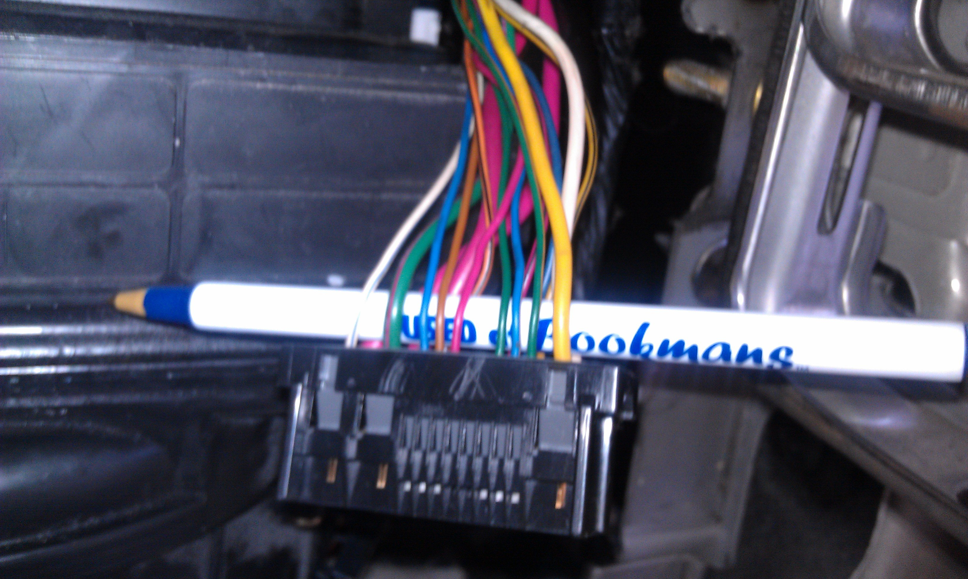 I Need A Diagram Of Connector For 2005 Kia Spectra It Has 16 Sorento Color Wiring Customer Reply Mechanic Jacksonsm21