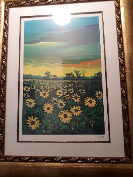 2015-09-08 David Najar Sunflowers at Dusk 1.jpg