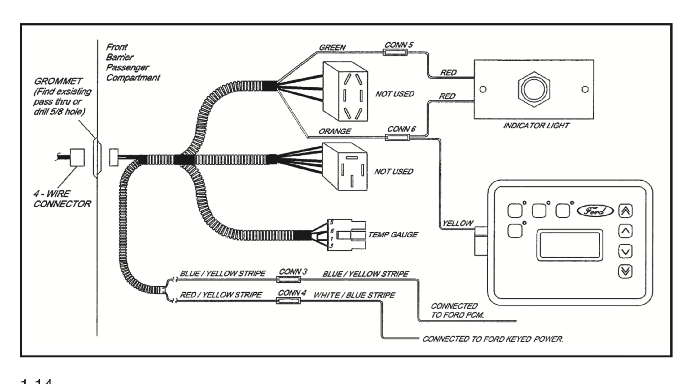 26 Ford Upfitter Switches Wiring Diagram