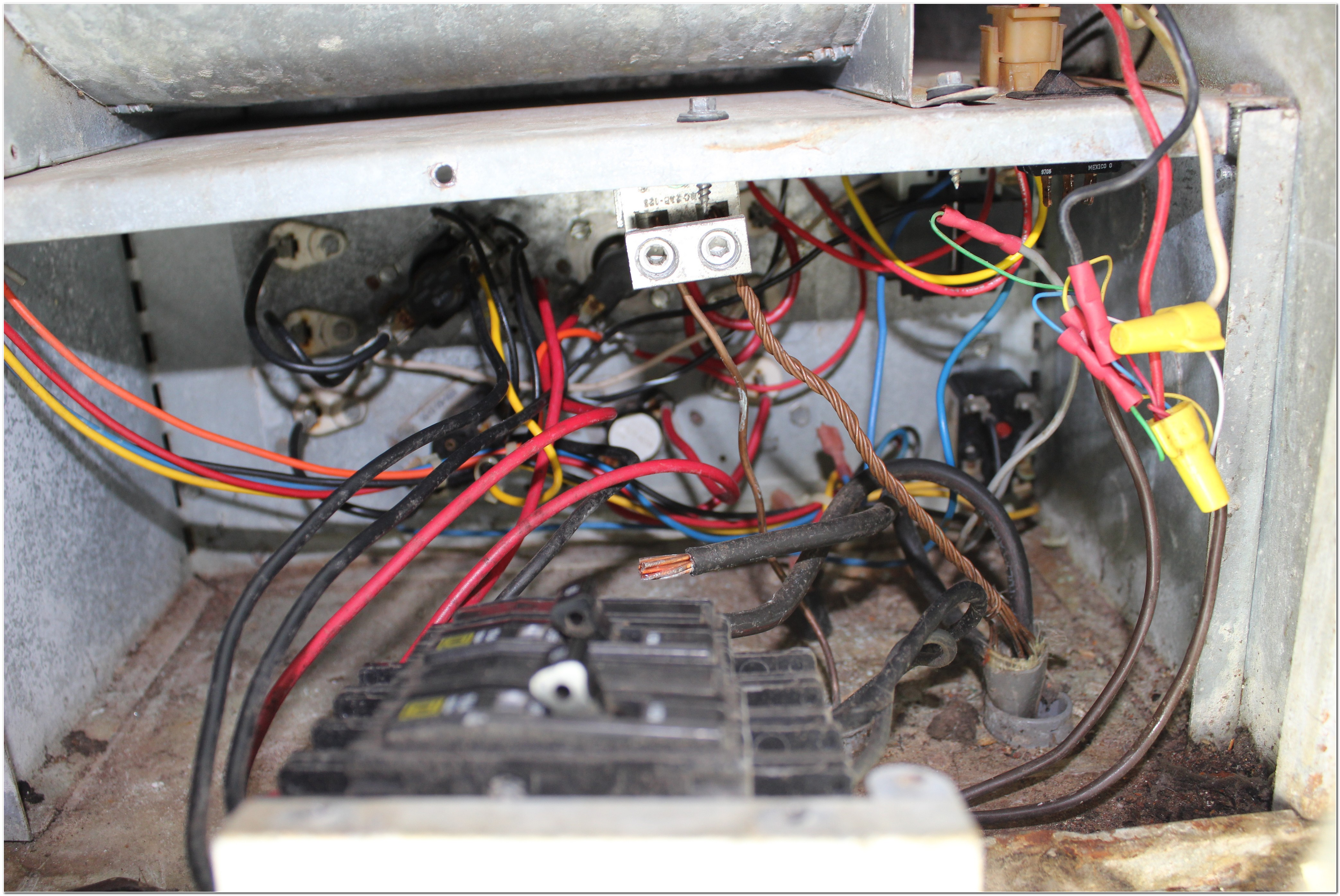 I Have A Intertherm Furnace Model E1eh 015ha  During The