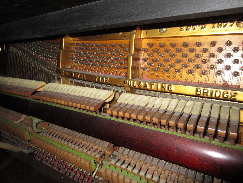 heintzman klavírny datovania