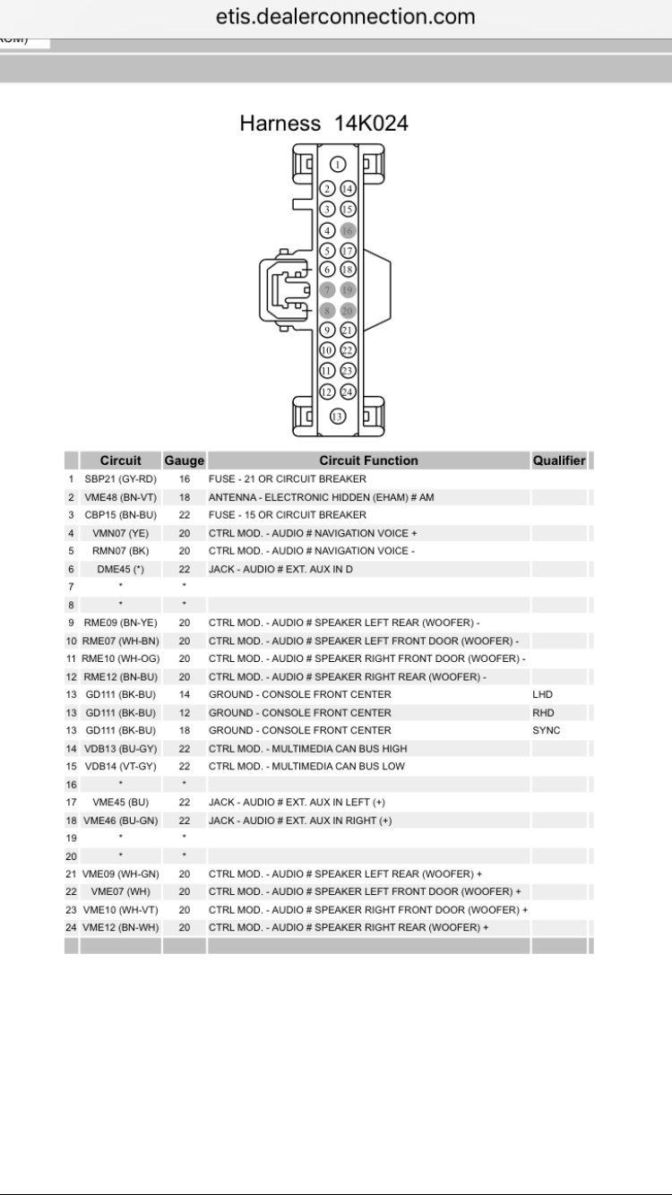 I Would Need The Wiring Diagrams Of Bluetooth Module D1bt 14d212 Vdo Engine Synchronizer Gauge Diagram 78c6eb34 B073 4ffb B487 78c6eb3