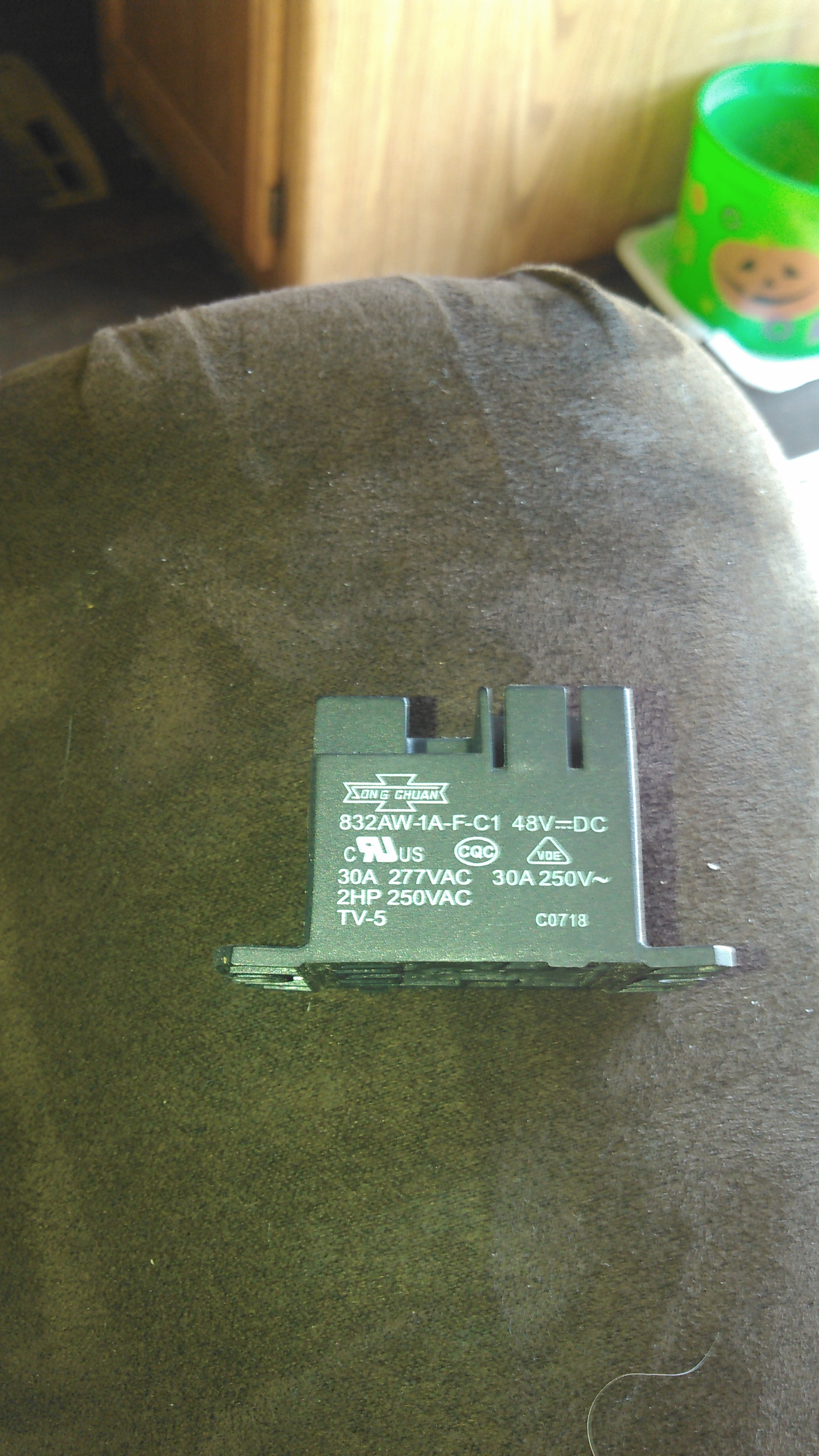 Curtis Ive Got A 17930 Powerdrive 48 Volt And The Voltage G19e Yamaha 48v Wiring Schematic Relay