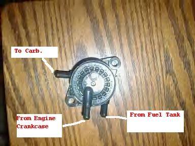 Have a replacement walbro pulse fuel pump for a generac 15000 watt