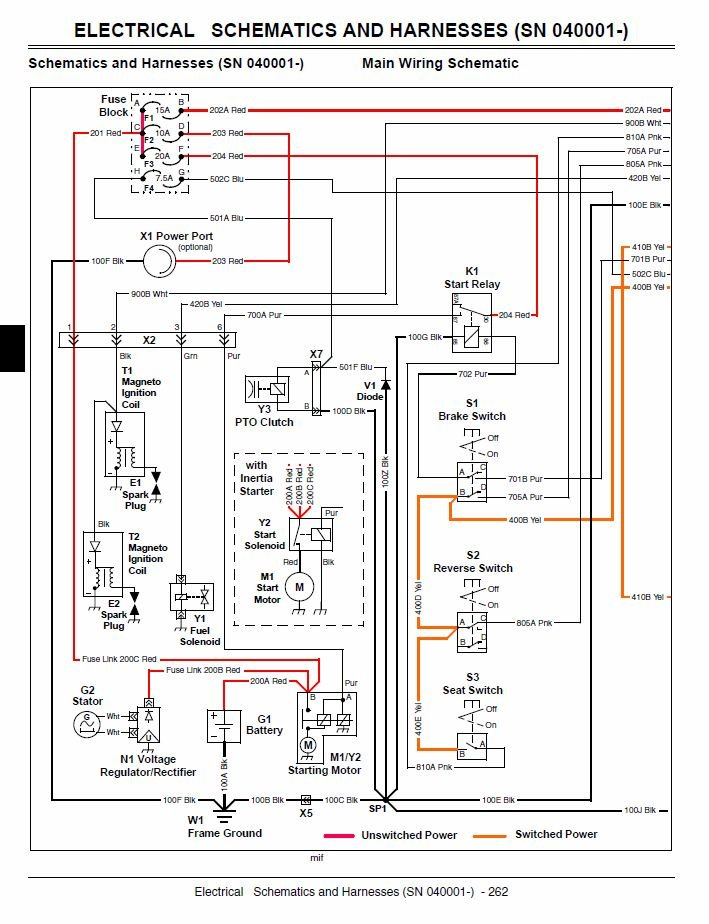 John Deere X540 Fuse Diagram Exle Electrical Wiring \u2022rholkhaco: Deere Parts 318 Wiring Diagram At Gmaili.net