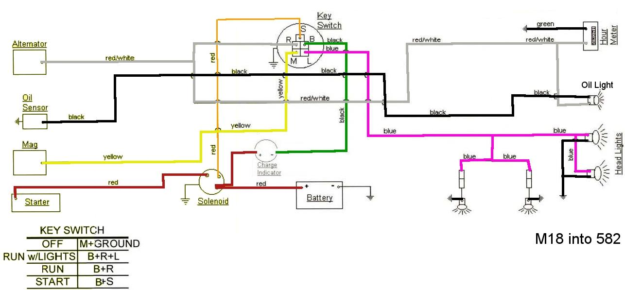 Need Help With Deere M655 Ignition Wiring Diagram  Several
