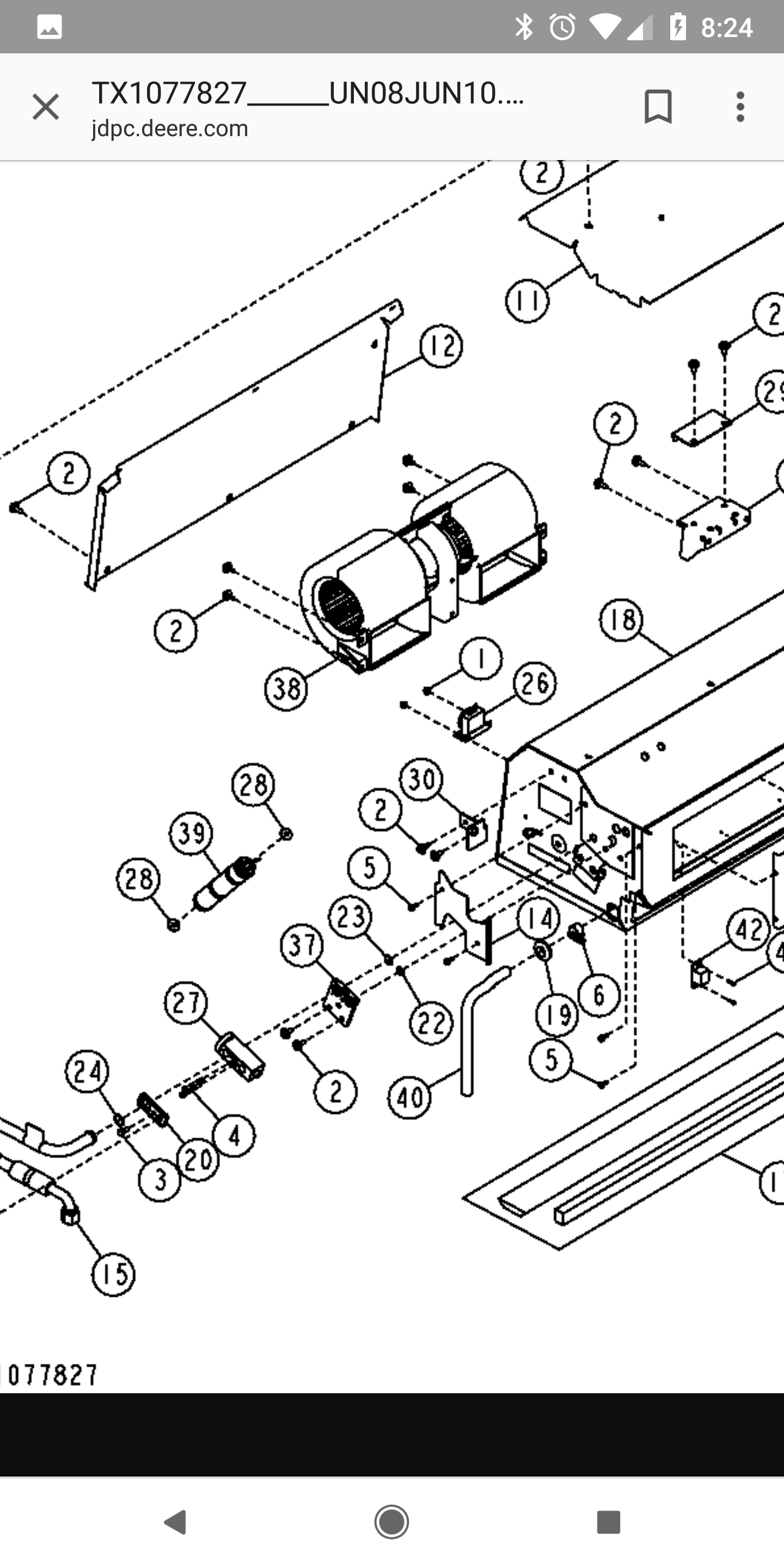I Have To Replace The Expansion Valve Drier On Deere 700j Dozer John 650j Wiring Diagram 199366ad 33d9 400b B4f0 Cf0e5aed0151 Screenshot 20180718 082453