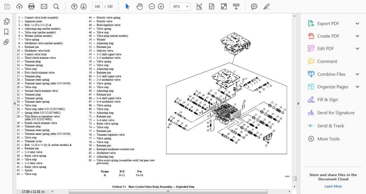 Allison 1000 Transmission Parts Duramax Wiring Diagram At Valve Body Repair Manual Enthusiast Rasalibre Co Breakdown 1280x681