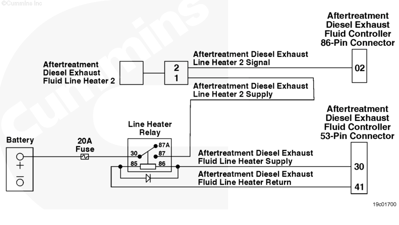 diagram automotive relay wiring diagram for def line