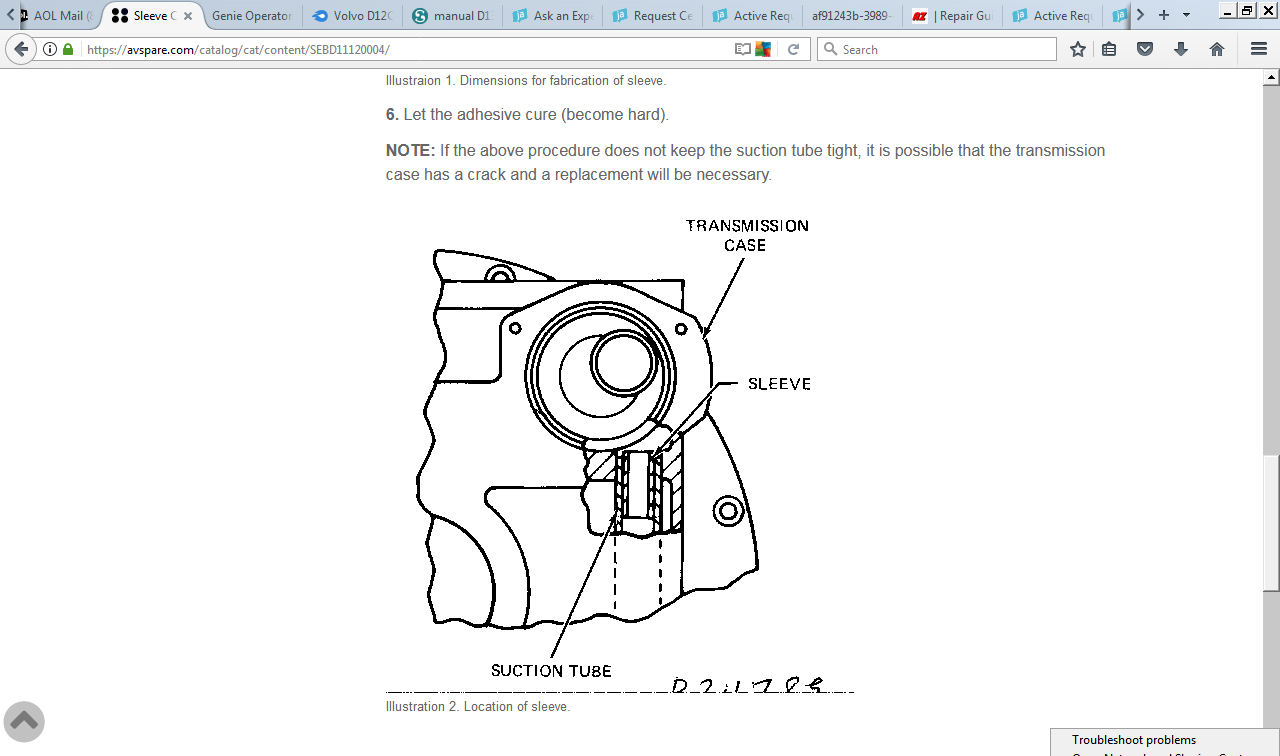 I Have Cat 931 With Steering Issues Dont Think It Is Clutch 3204 Engine Diagram 5e8a5c87 3a82 4f62 8ece 4bcec3394b42 Trans Suction Tube Sleeve Location
