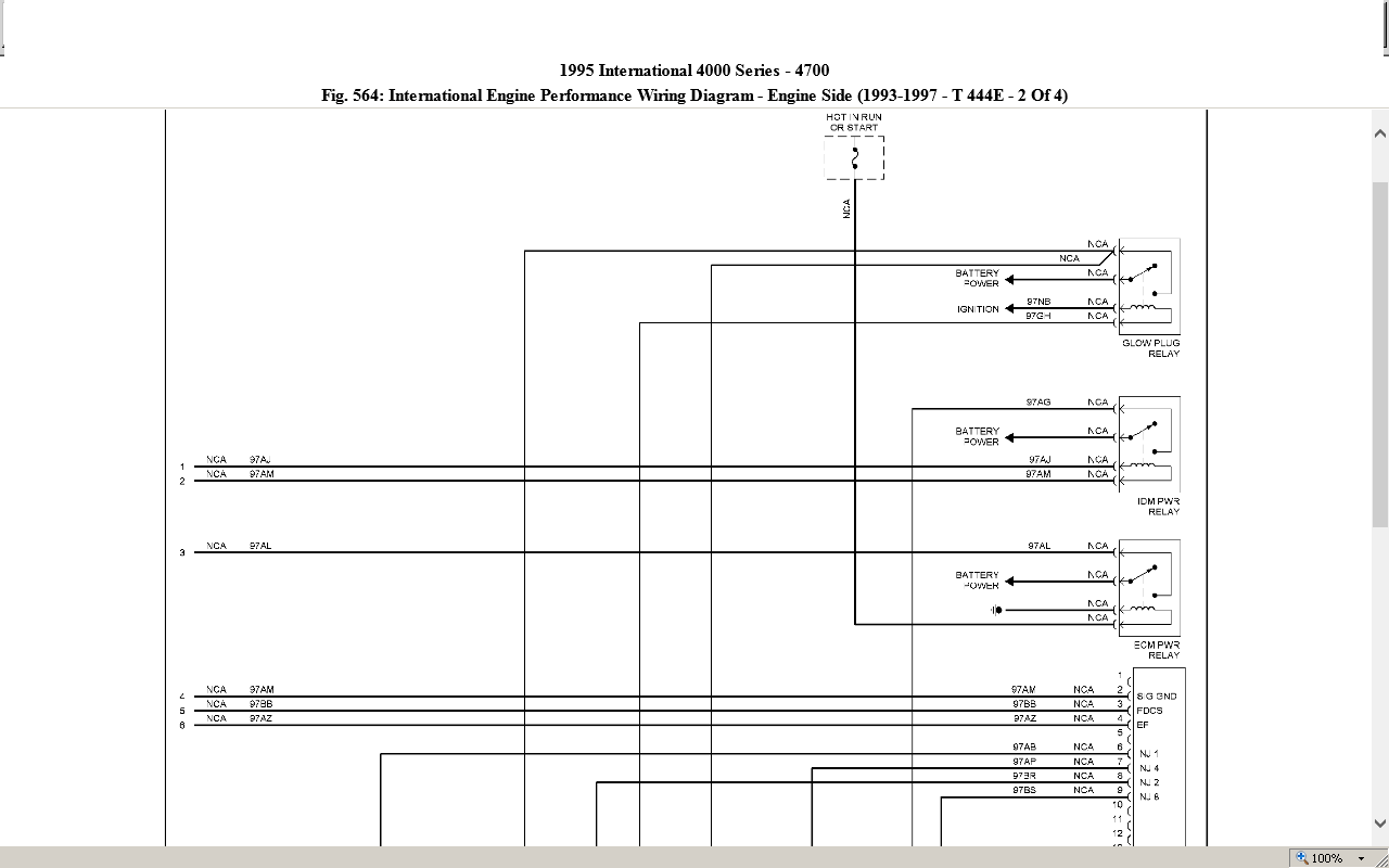 Vt365 Engine Diagram Wiring Libraries 2012 International Maxxforce Dt Navistar 444e Diagrams U2022navistar Gmc