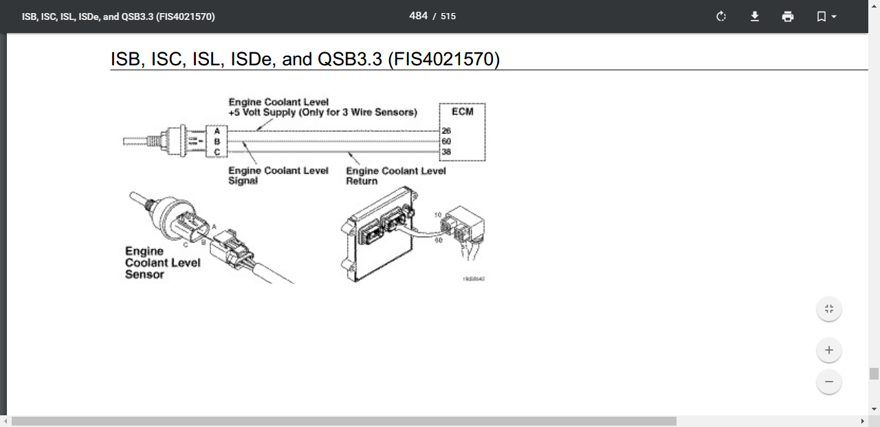 Isb 50 Pin Wiring Diagram Layout Diagrams Whirlpool Gas Range Sf265ltxs2 Cummins 6 7l 73621214 Need Help Locating The Coolant Level Rh Justanswer Com Infinti Qx 56 Email
