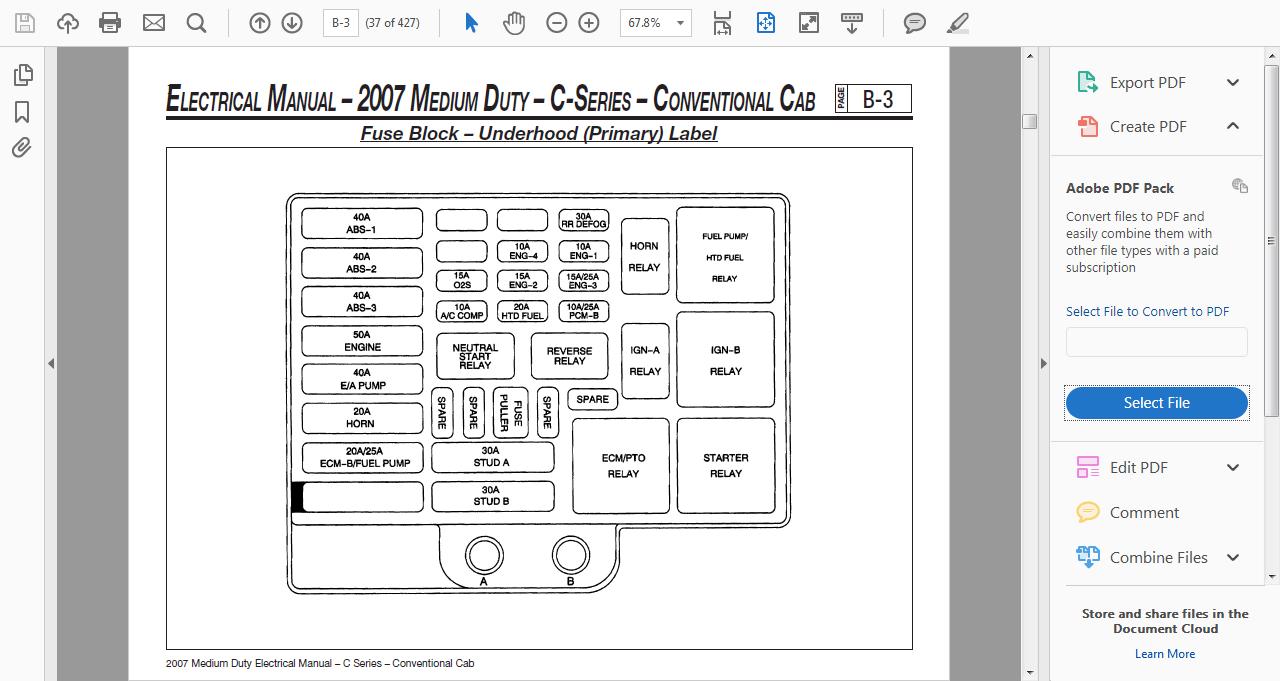 Download  Grafik  Gmc C7500 Fuel Pump Diagrams Html Hd Version