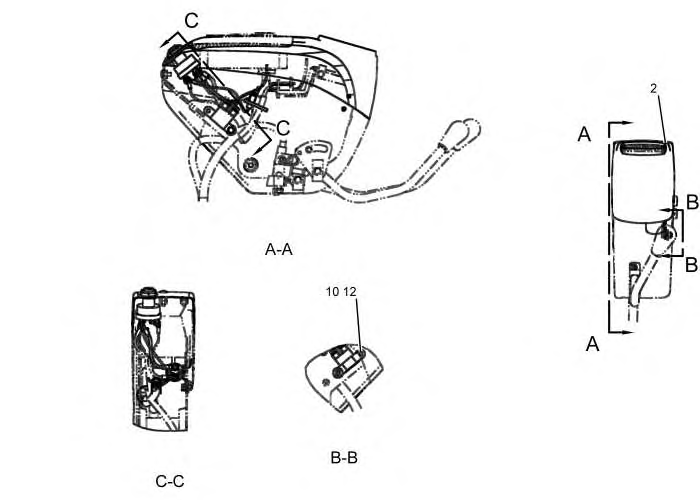 Aae31e71ca0640c19489422e44aee64fcat 304 Illus 6: Caterpillar Mini Excavator Ignition Switch Wiring Diagram At Goccuoi.net