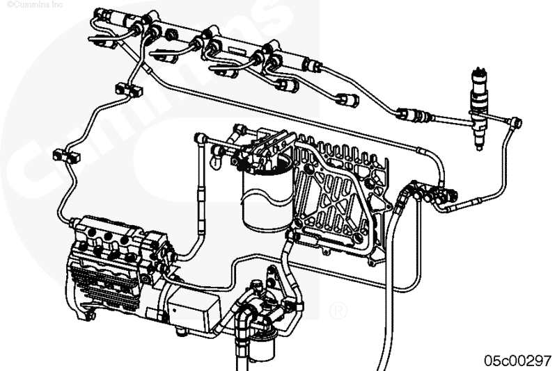 cummins ism wiring diagram