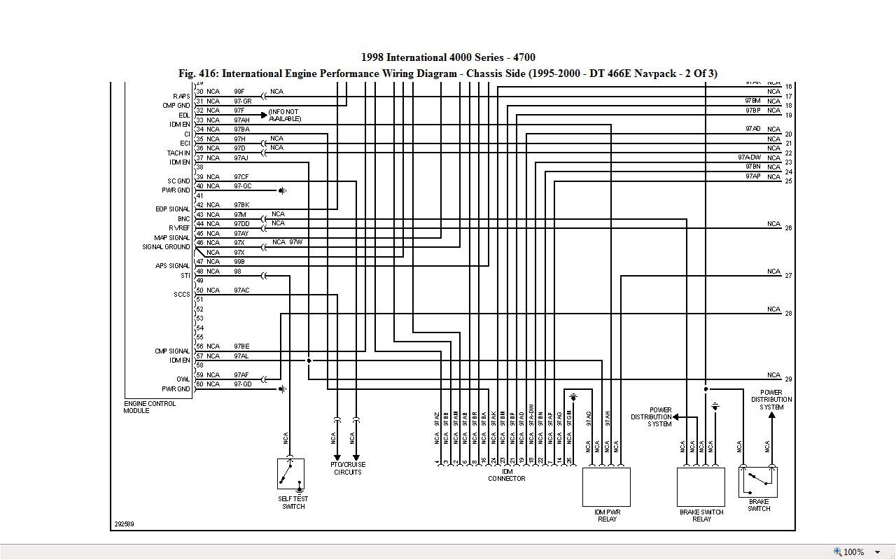 1998 international 4700 wiring diagram
