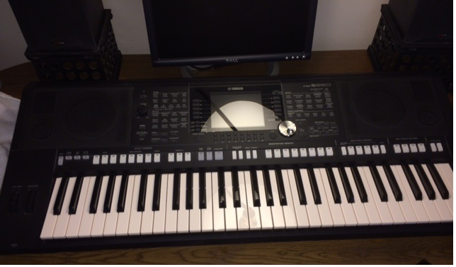 Yamaha PSR-S950 Arranger/Workstation  Need appraisal and
