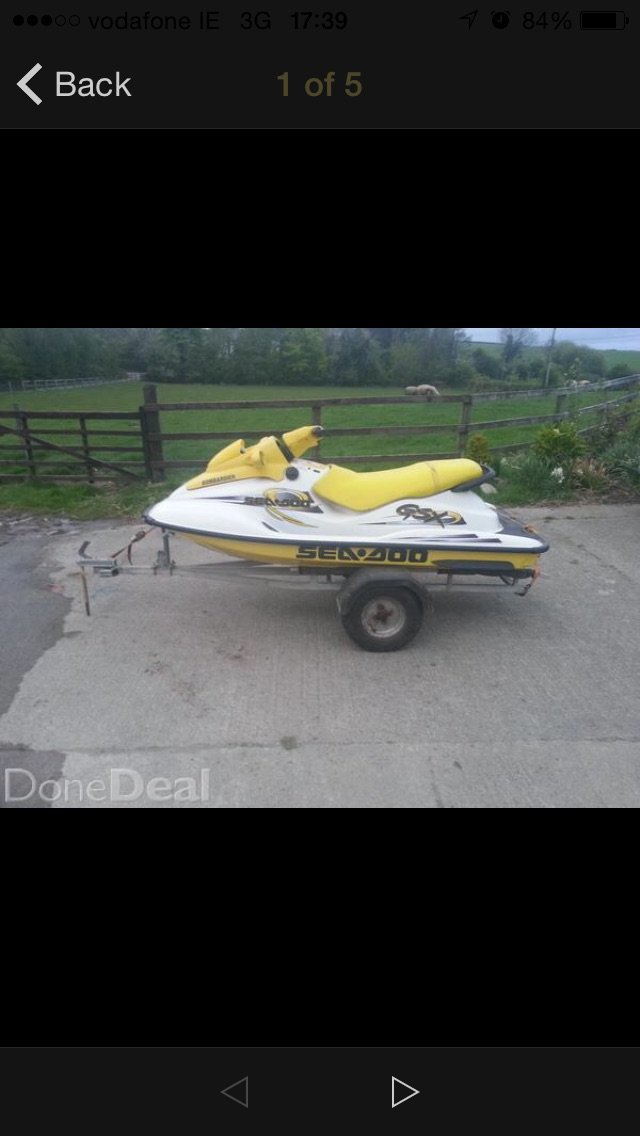 I'm thinking about buying a 99 seadoo gsx 781cc 2stroke, I'm