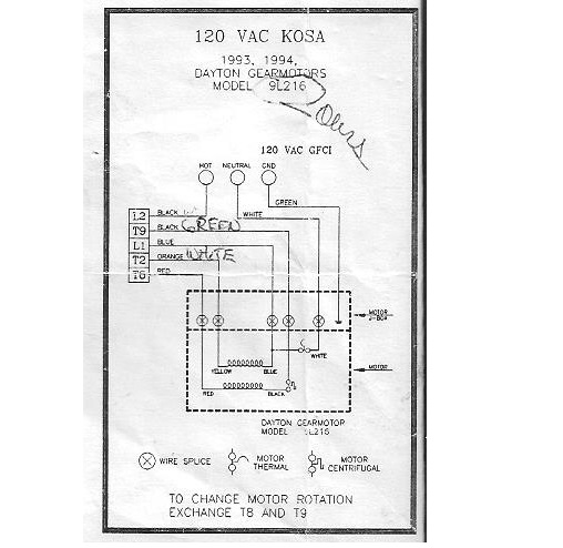 ati, do you have the wiring schematics for a dayton 9l216 Dayton 2W512 Wiring-Diagram
