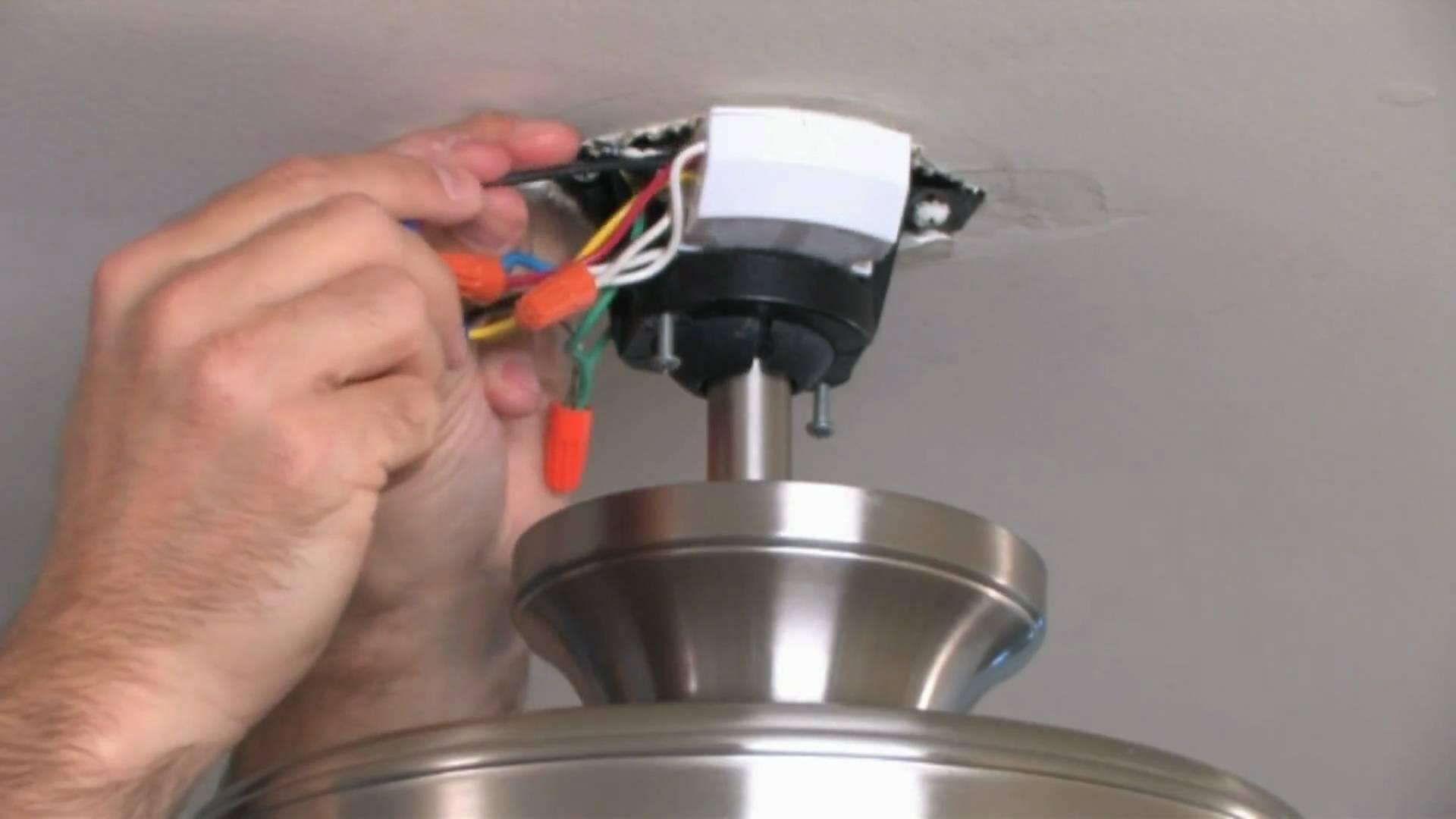 Hunter ceiling fan light switch not working : My hunter ceiling fans light is not working days i