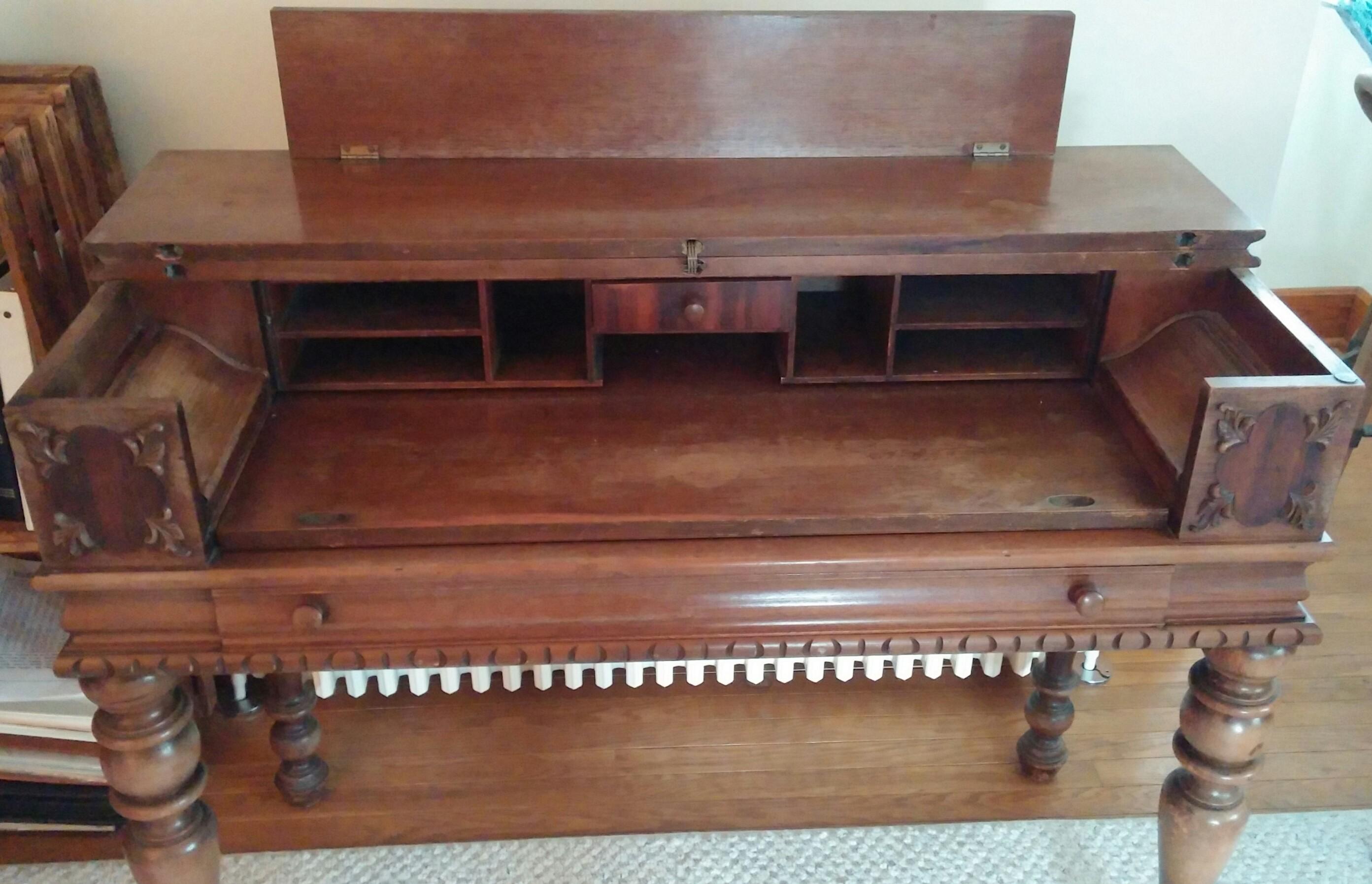 I Have A H E Shaw Furniture Manufacturers Grand Rapids