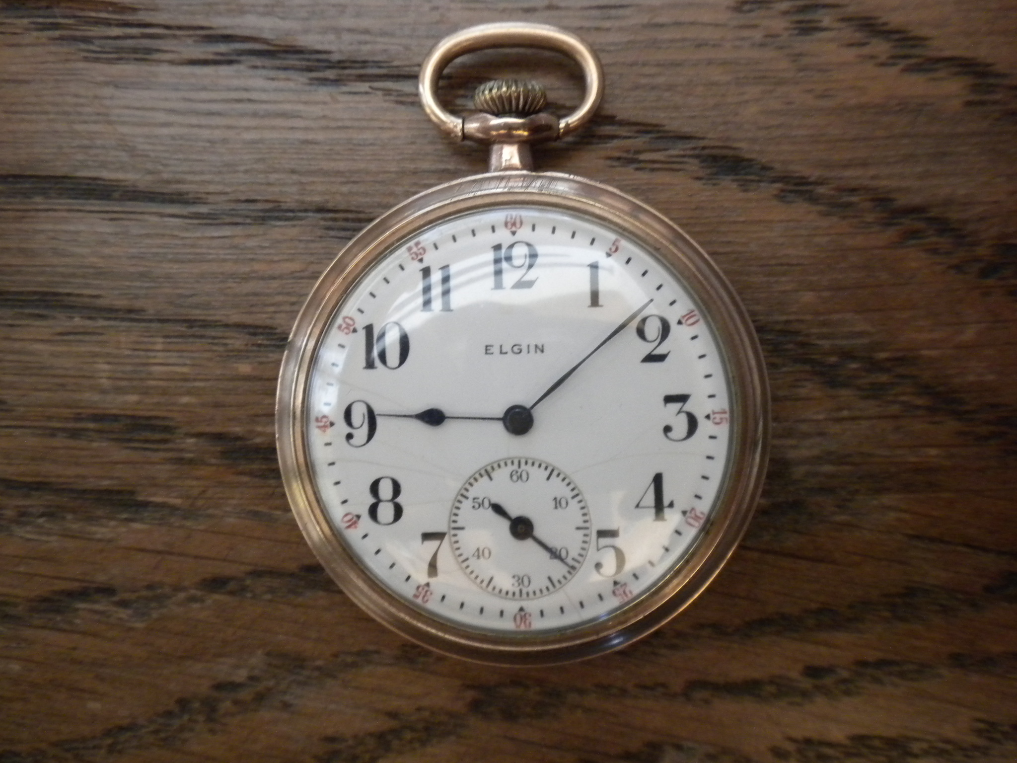 How Much Is My Elgin Pocket Watch Worth S 20264392 Not Running