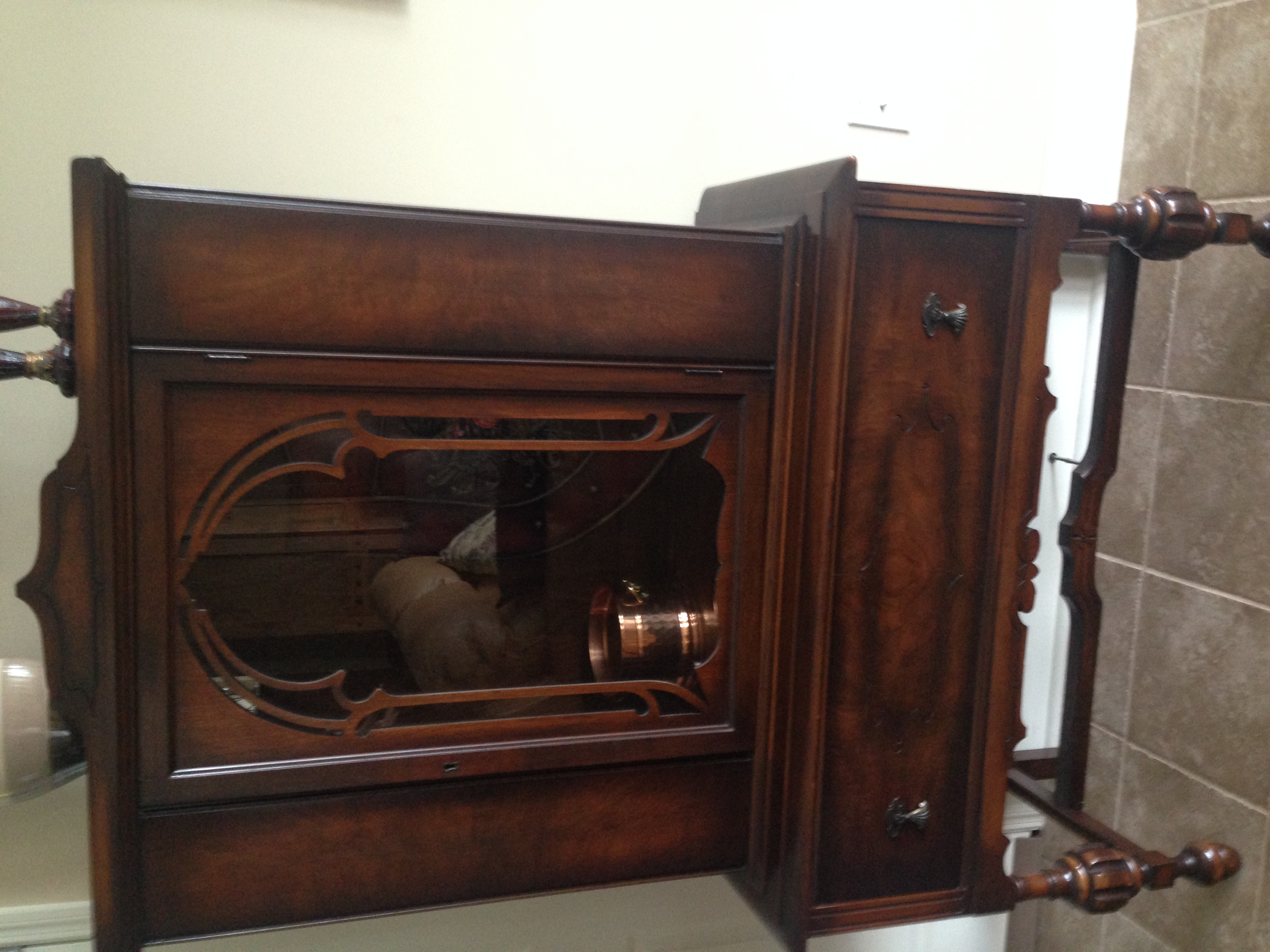 I Have A Buffet And Hutch Made By Rockford Superior Furniture Co