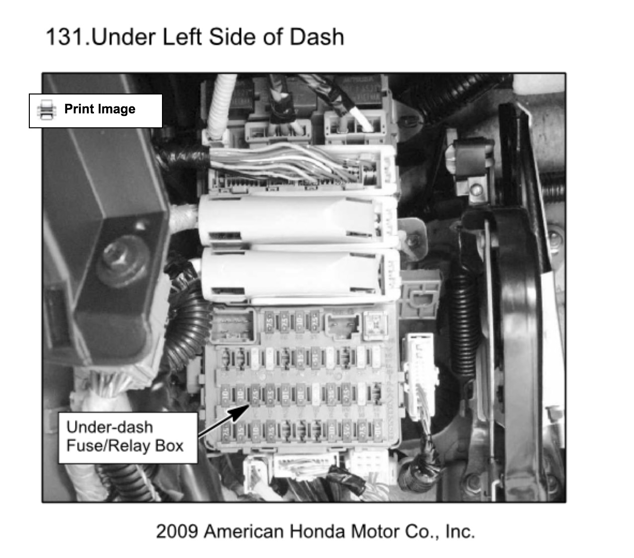 I Have Issues With Power Door Locks On 2007 Honda Cr V Ex L The Open Fuse Box Crv 2d9a126a 779d 4d48 Aa6d 2d9a126