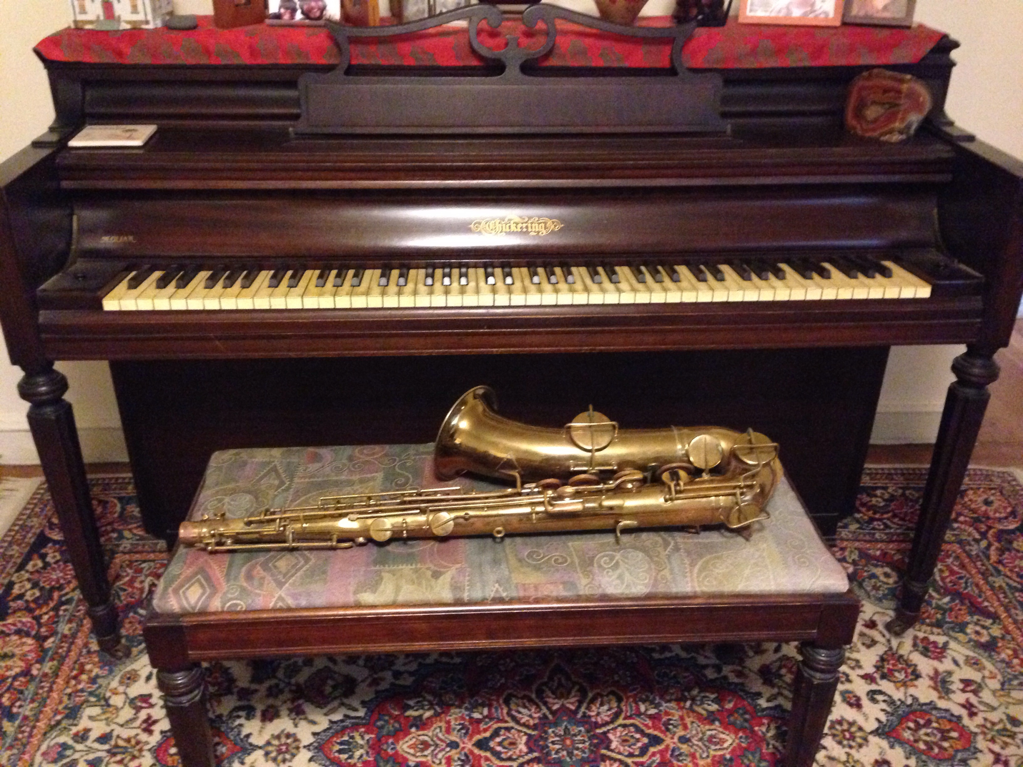 Chickering and sons piano serial numbers online