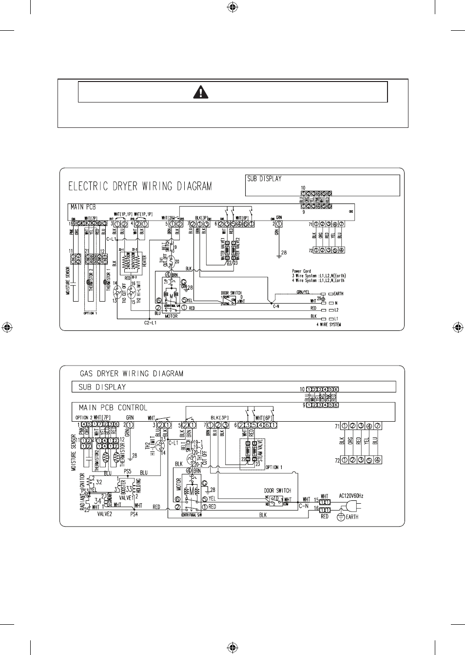 samsung electric dryer wiring diagram old maytag electric dryer wiring diagram for samsung electric dryer. model dv42h5600ep/a3... i unhooked ...