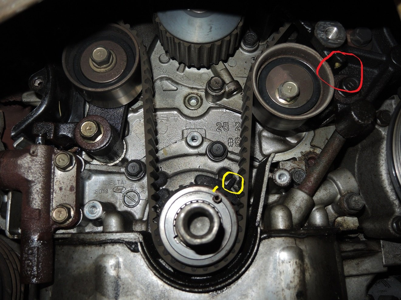 service manual  how to remove crankshaft pulley 2004