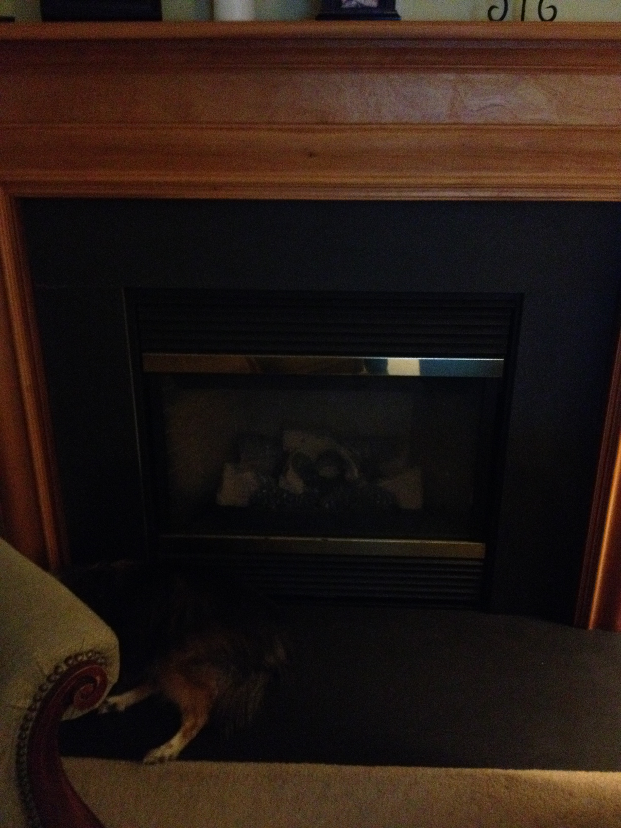 i have a majestic direct vent fireplace which was installed during