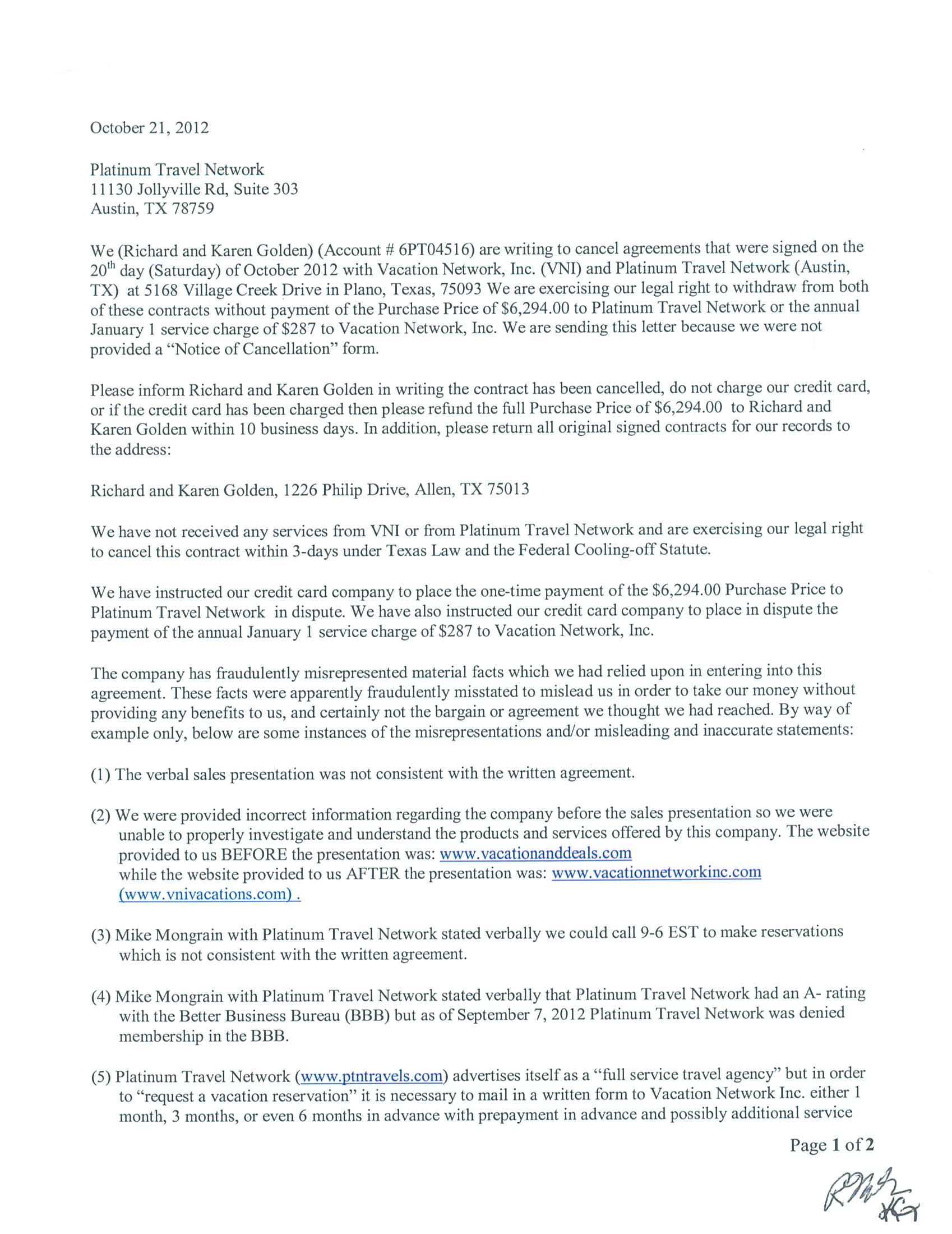 Reservation letter ultimate guide to no objection letter for tourist visa thecheapjerseys Choice Image