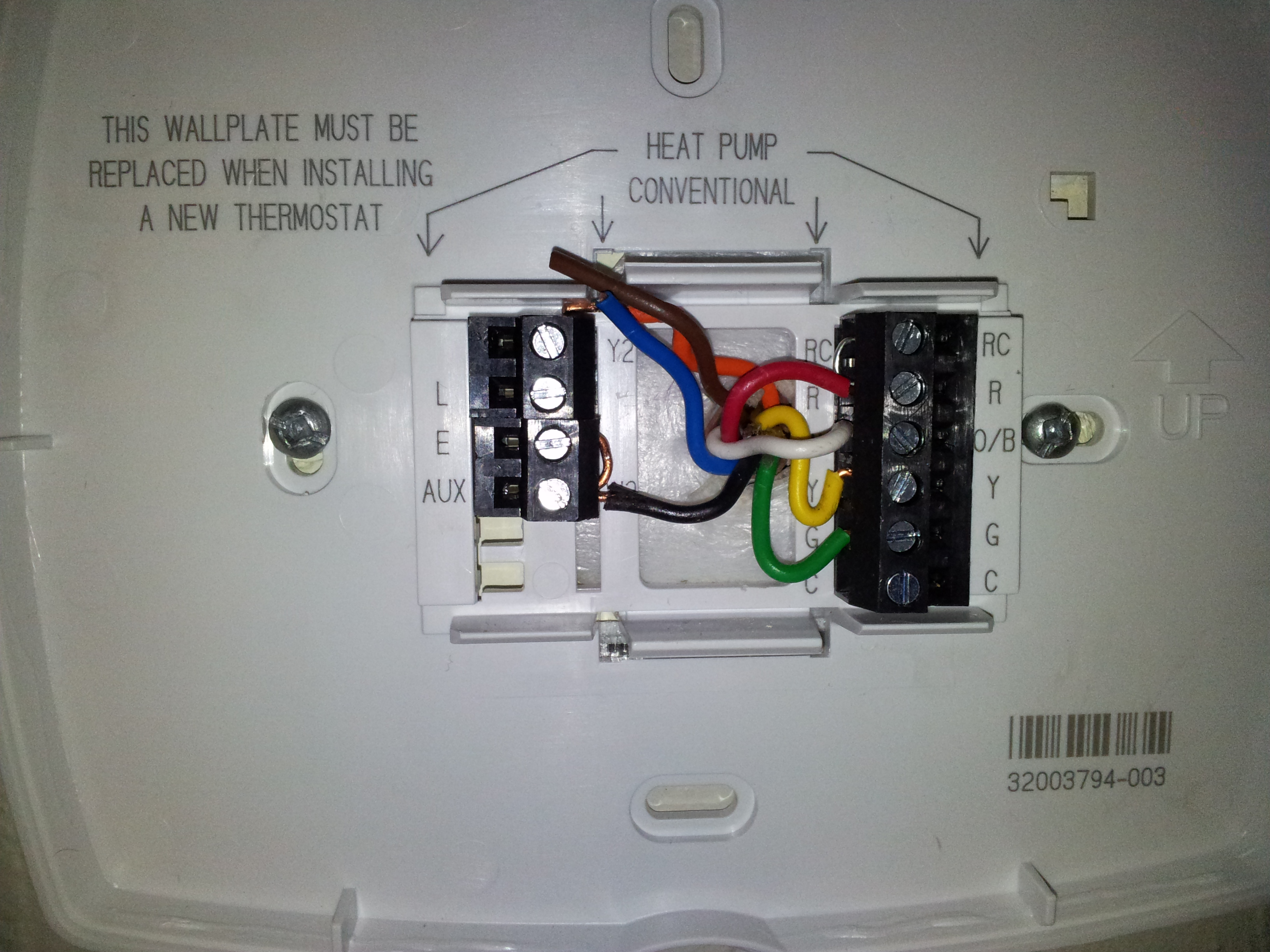 Honeywell Thermostat Th6220d1028 Wiring Diagram : Honeywell th d wiring diagram pro