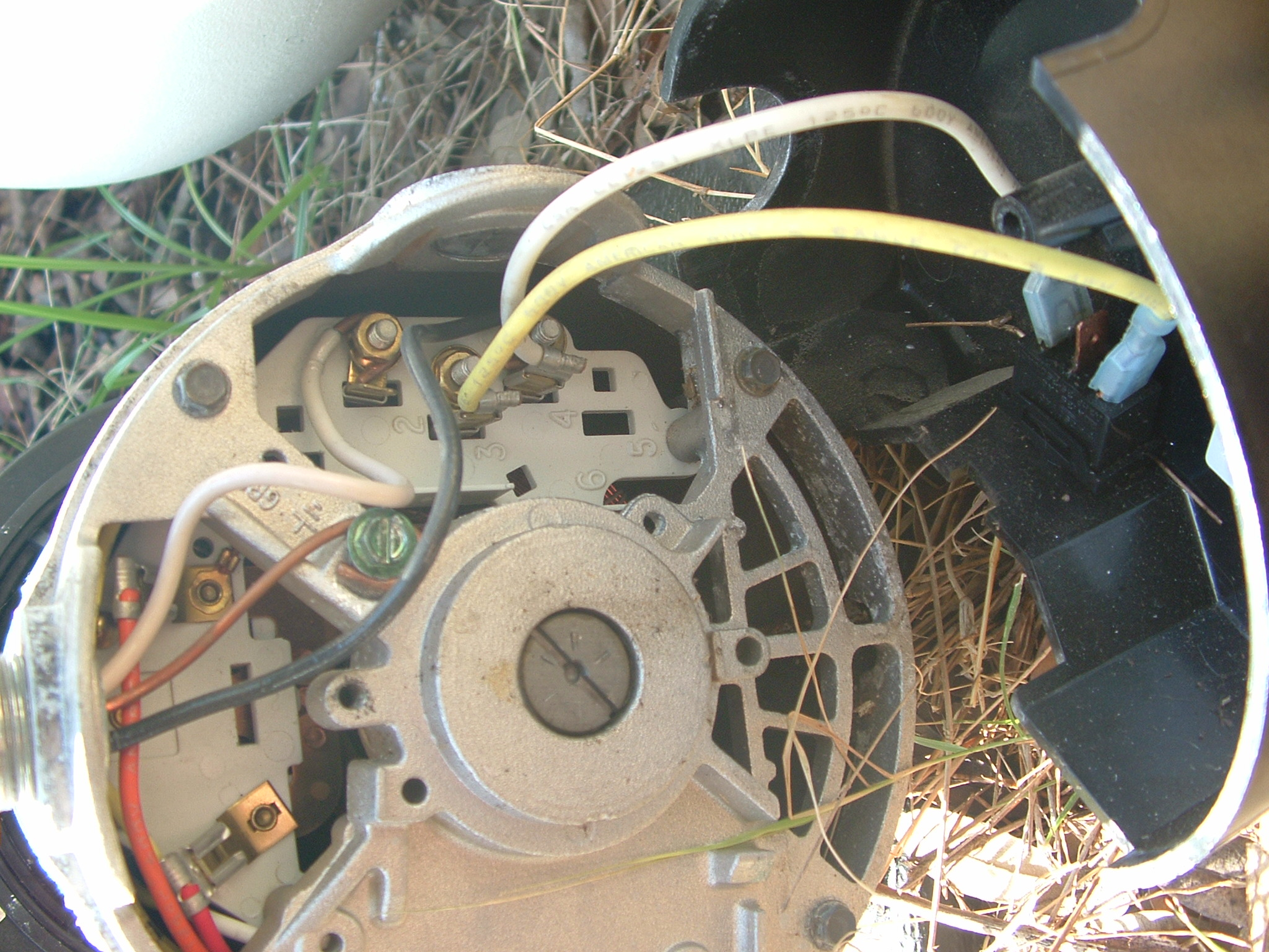 How Do I Wire A 2 Speed Pool Pump To 115