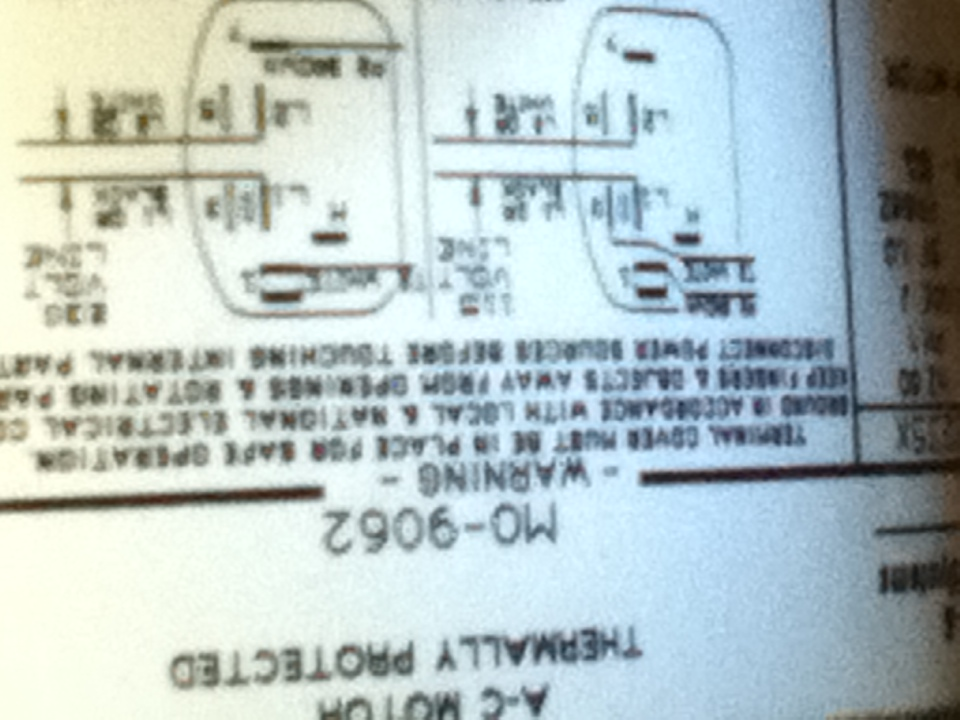 Full Size Image: Craftsman Air Pressor 220 Wiring With Diagram At Gundyle.co