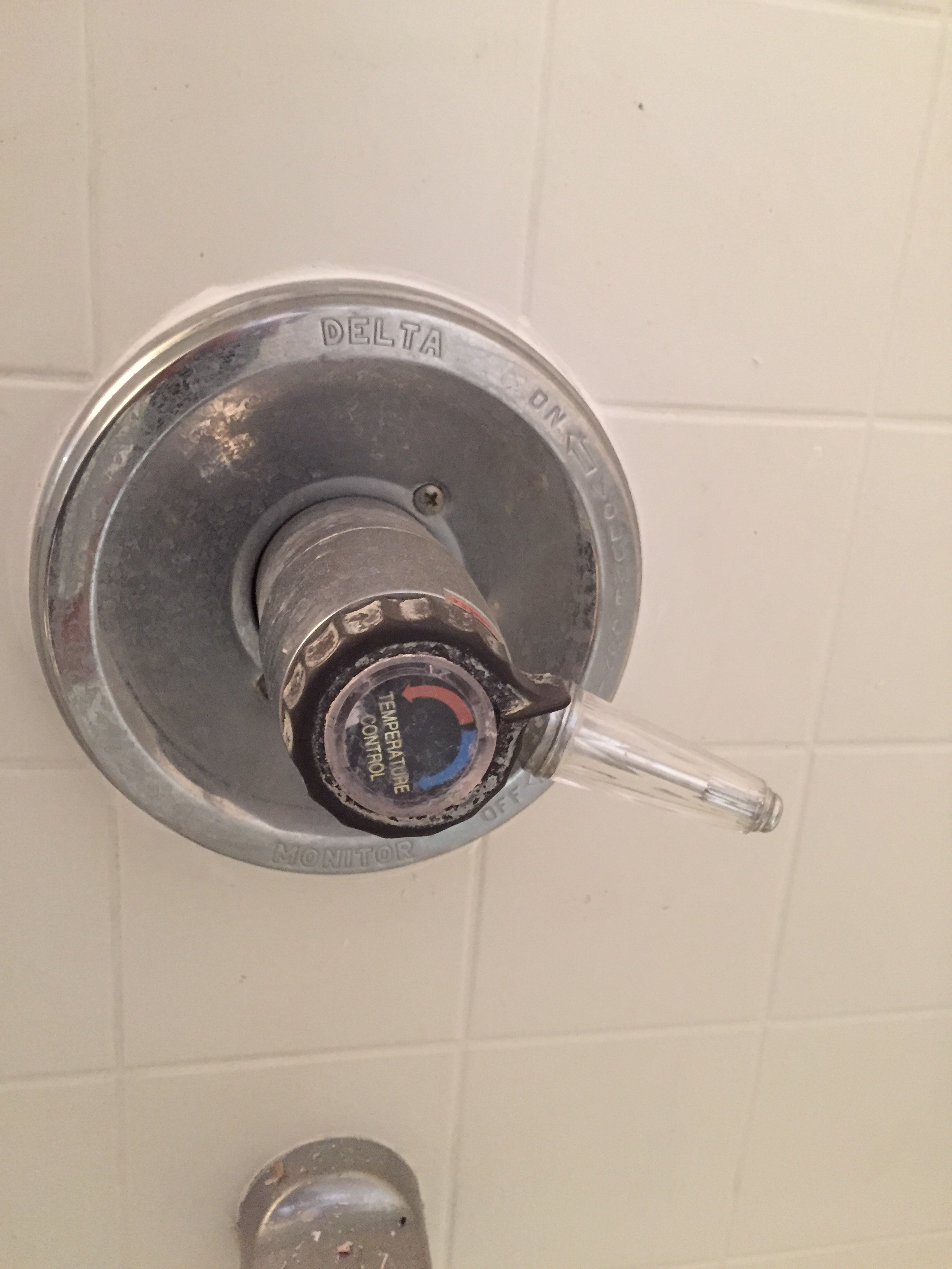 I have a 1500 series Delta Monitor shower faucet that I am trying to ...
